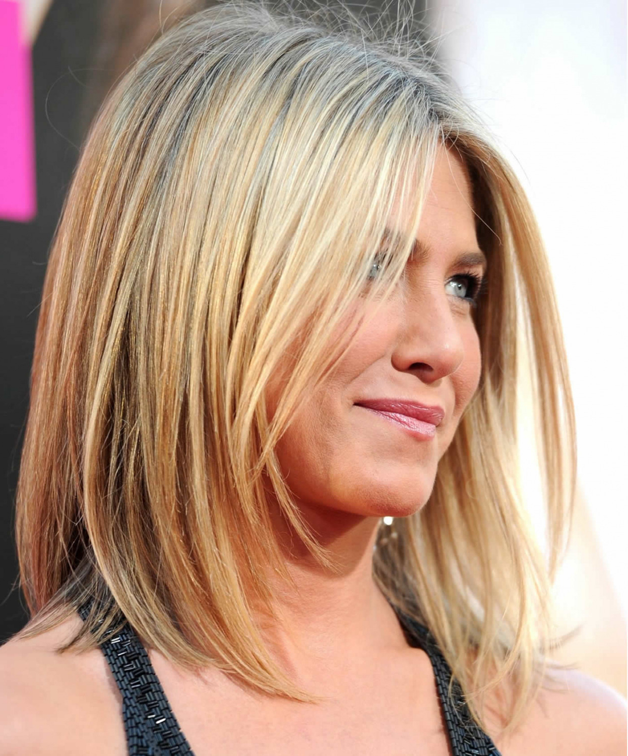 Best And Newest Medium Hairstyles With Fringe Inside Medium Hairstyle : Winsome Medium Length Straight Hair Hairstyles (View 19 of 20)