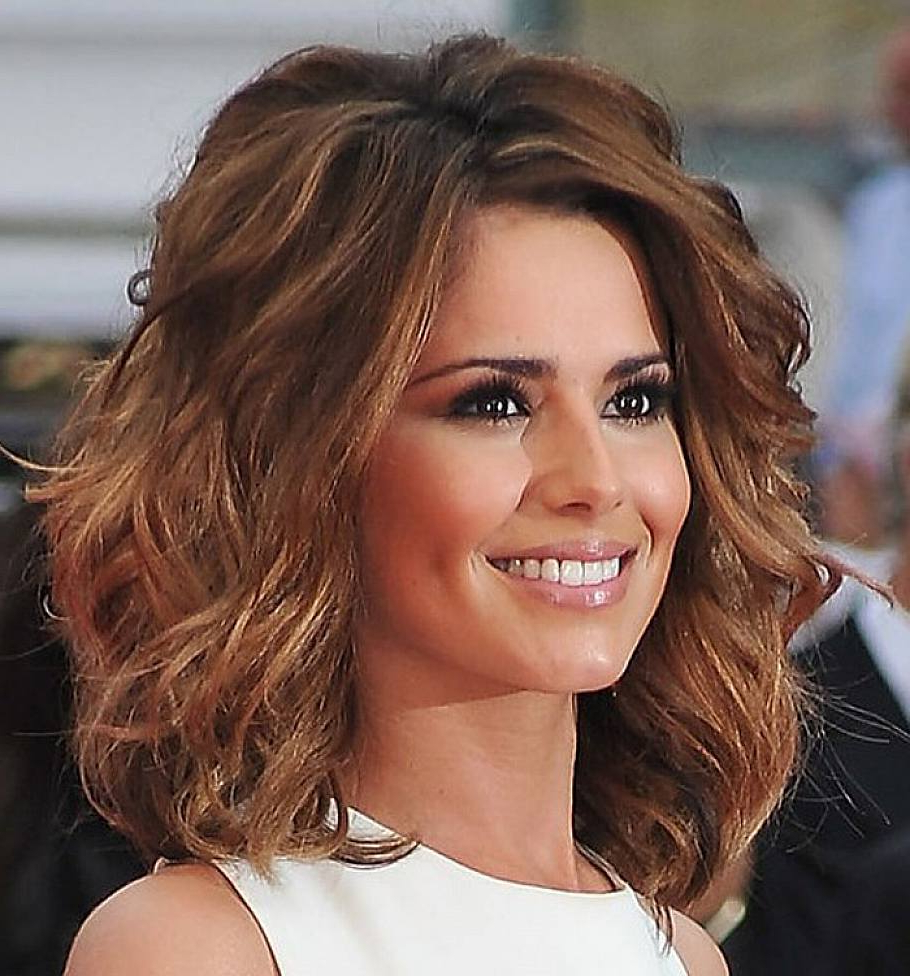 Best And Newest Medium Messy Curly Haircuts Regarding Messy Curly Hairstyles – The Xerxes (View 9 of 20)