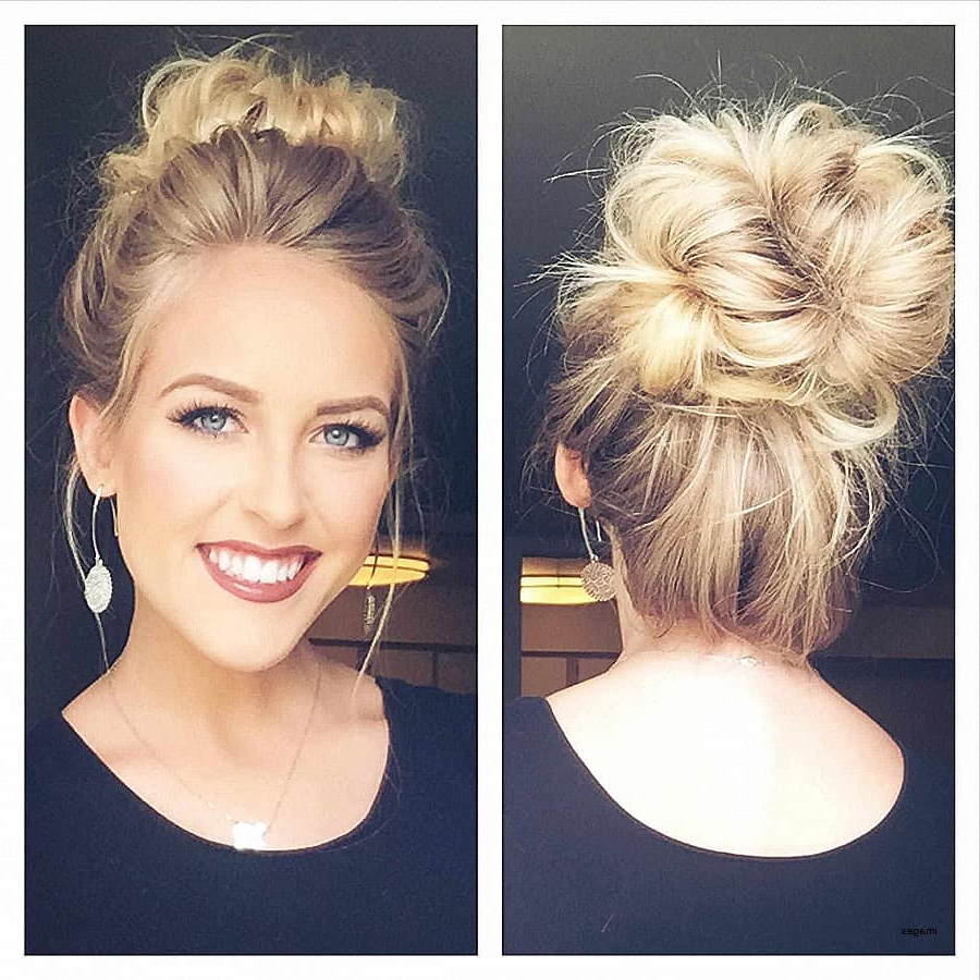 Best And Newest Messy Hawk Hairstyles For Women With Regard To Messy Flower Bun Hawk Hairstyle (View 4 of 20)