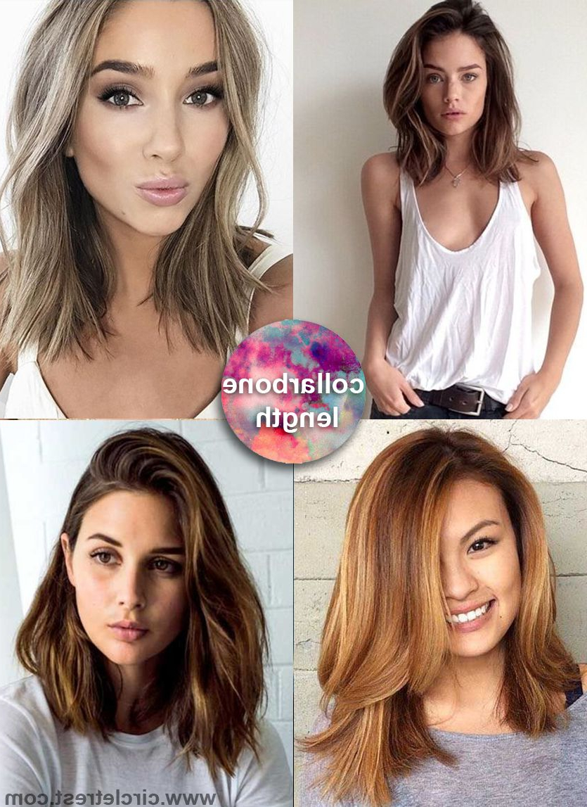 Best And Newest Natural Medium Haircuts Throughout This Year Medium Haircut Is About Soft Natural Lines And Timeless (View 11 of 20)