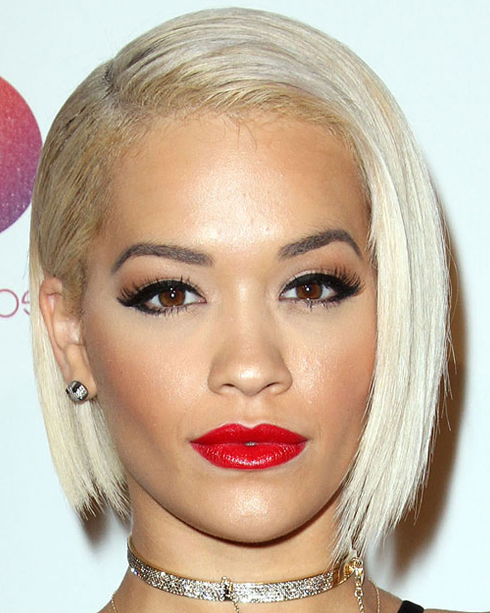 Best And Newest Rita Ora Medium Hairstyles Regarding Rita Ora's Short Hairstyles (pixie + Bob) For (View 10 of 20)