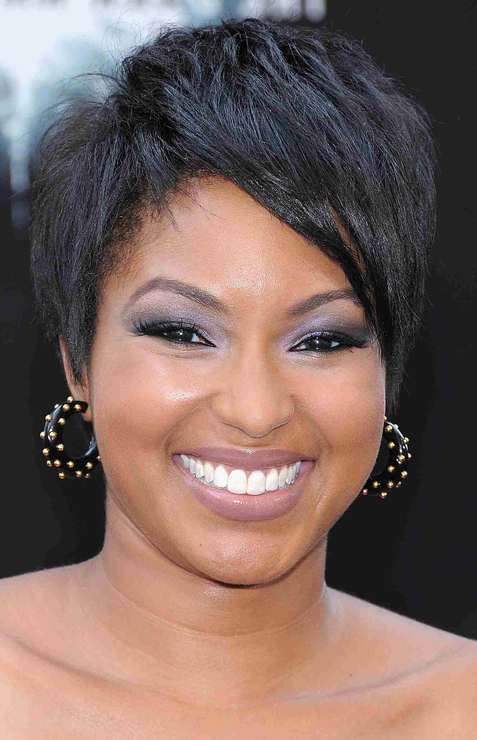 Best And Newest Uneven Layered Bob Hairstyles For Thick Hair In 16 Flattering Short Hairstyles For Round Face Shapes (View 17 of 20)