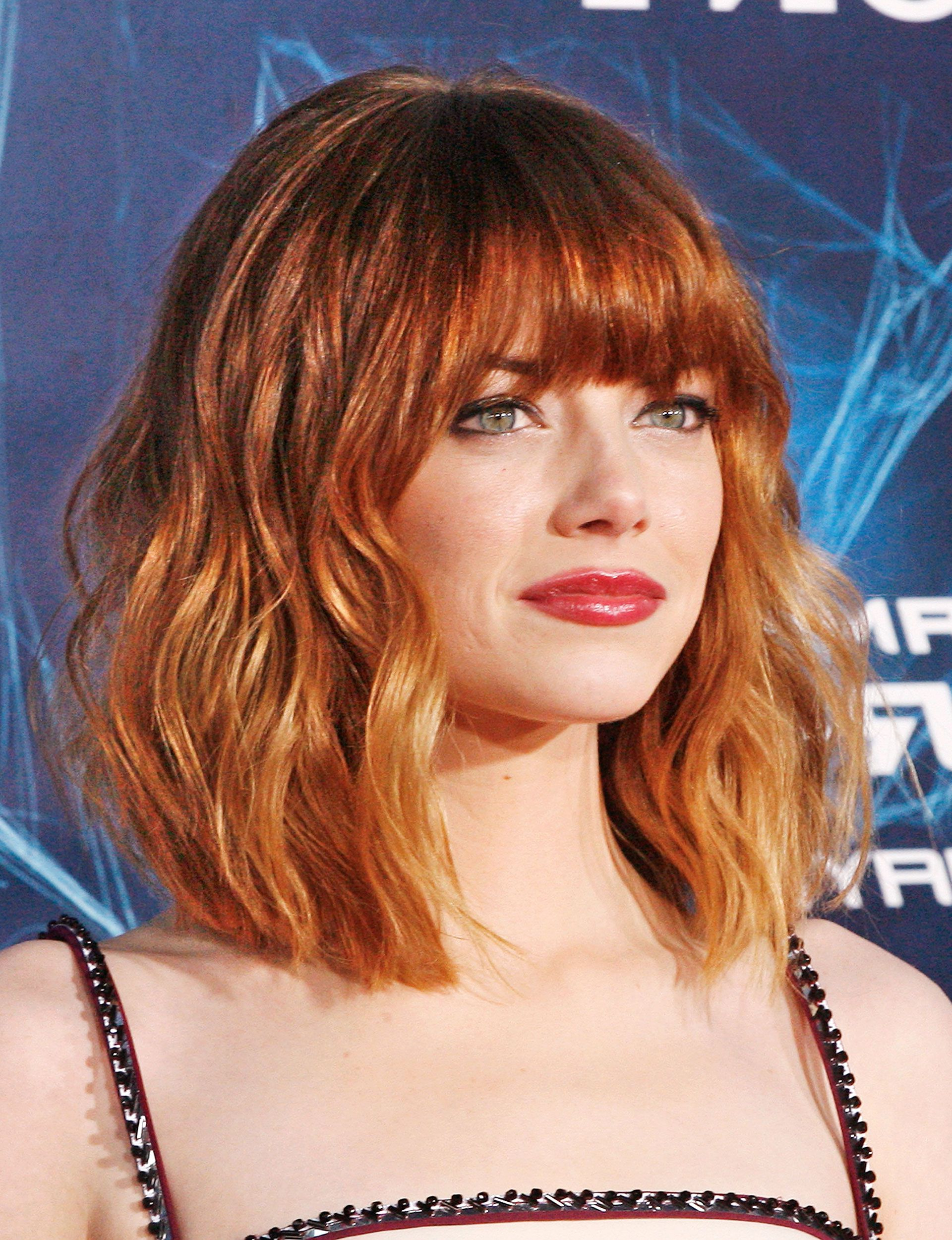 Best Bob For Your Face Shape – Celebrity Bob Hairstyle Within Latest Brunette Feathered Bob Hairstyles With Piece Y Bangs (View 10 of 20)