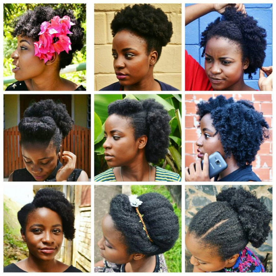 Best Details Of Natural Hairstyles For Medium Length 4c Hair Regarding Widely Used 4c Medium Hairstyles (View 8 of 20)