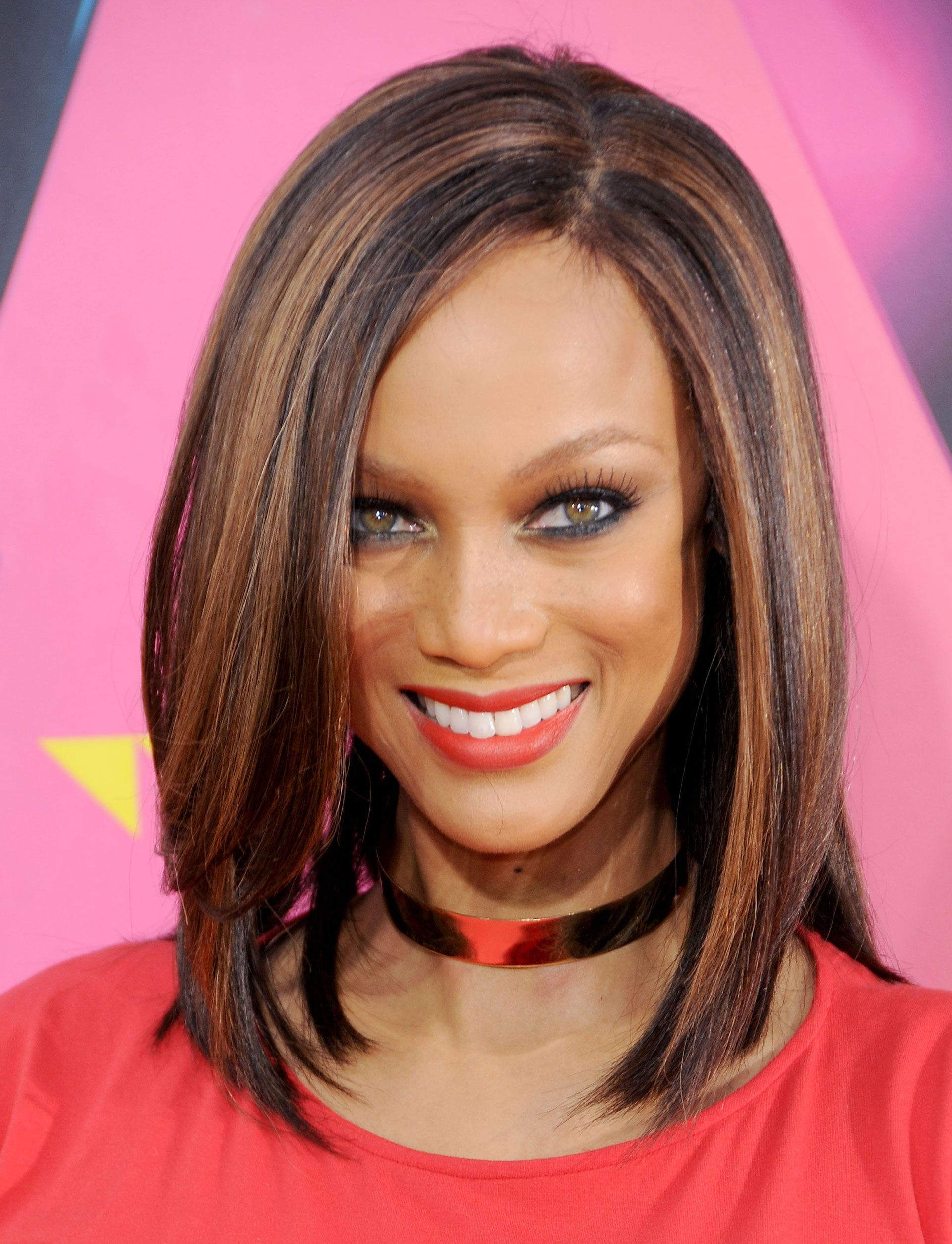 Best Haircuts For Women – Haircuts For Every Hair Type Inside Favorite Tyra Banks Medium Hairstyles (View 4 of 20)
