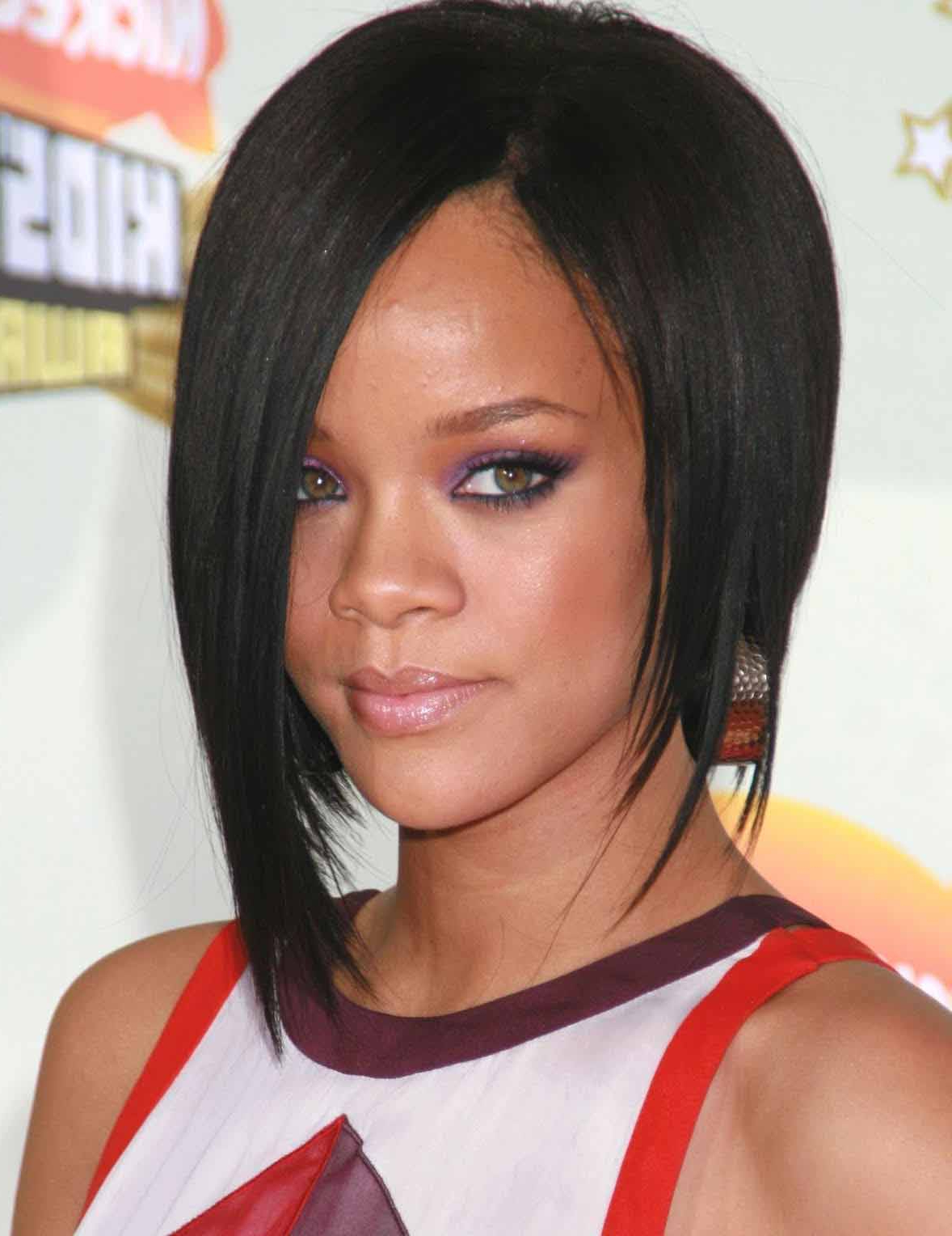 Best Hairstyles For Big Foreheads Pertaining To Recent Medium Hairstyles For High Foreheads (View 4 of 20)