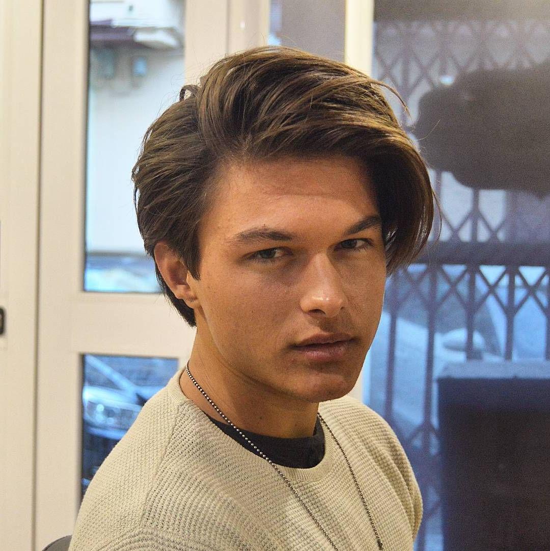 Best Medium Length Men's Hairstyles (View 10 of 20)