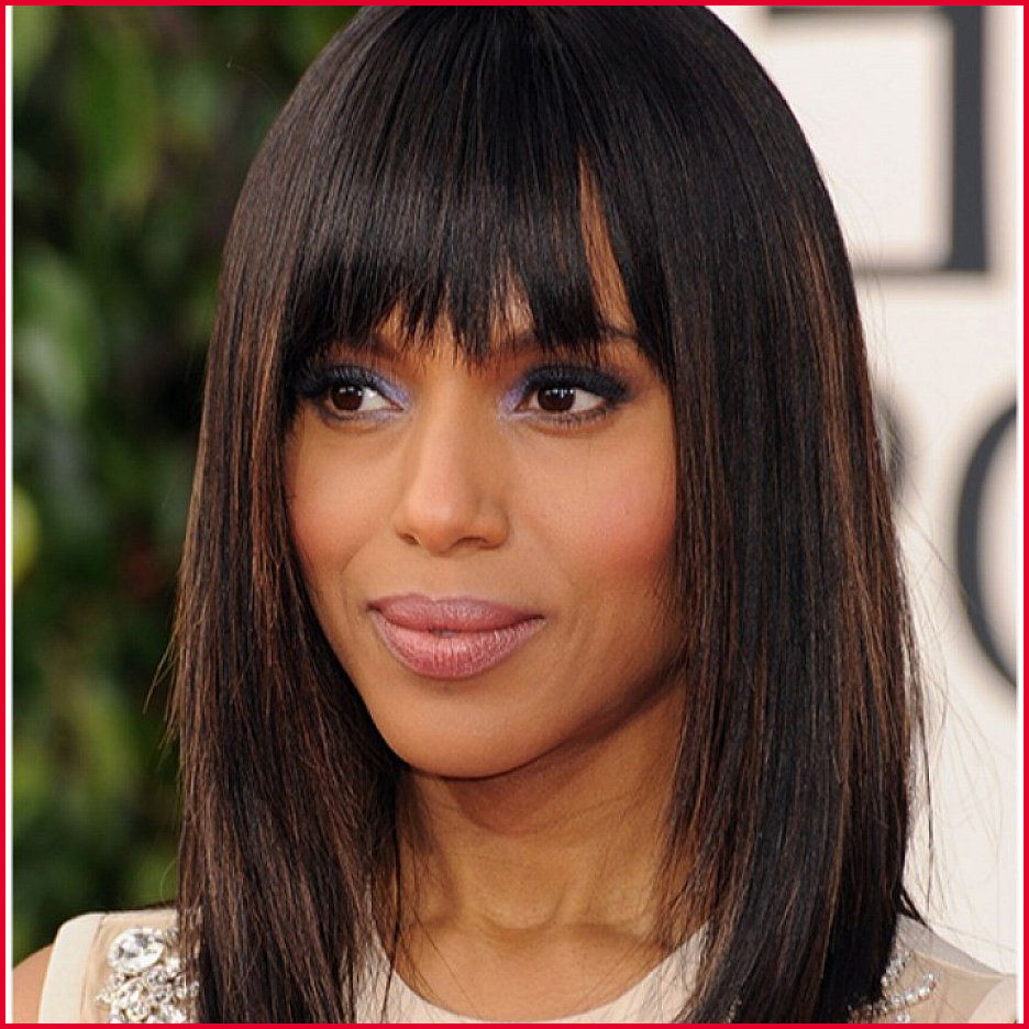Black Hairstyles With Bangs 143071 2014 Medium Hairstyles With Bangs Within Popular 2014 Medium Hairstyles (View 4 of 20)