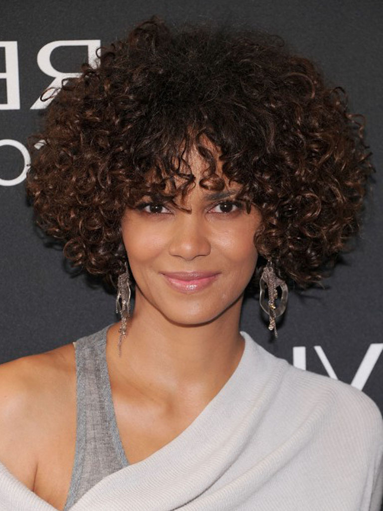 Black Natural Curly Hairstyles For Medium Length Hair – Leymatson Intended For Most Recently Released Medium Haircuts For Naturally Curly Black Hair (View 8 of 20)