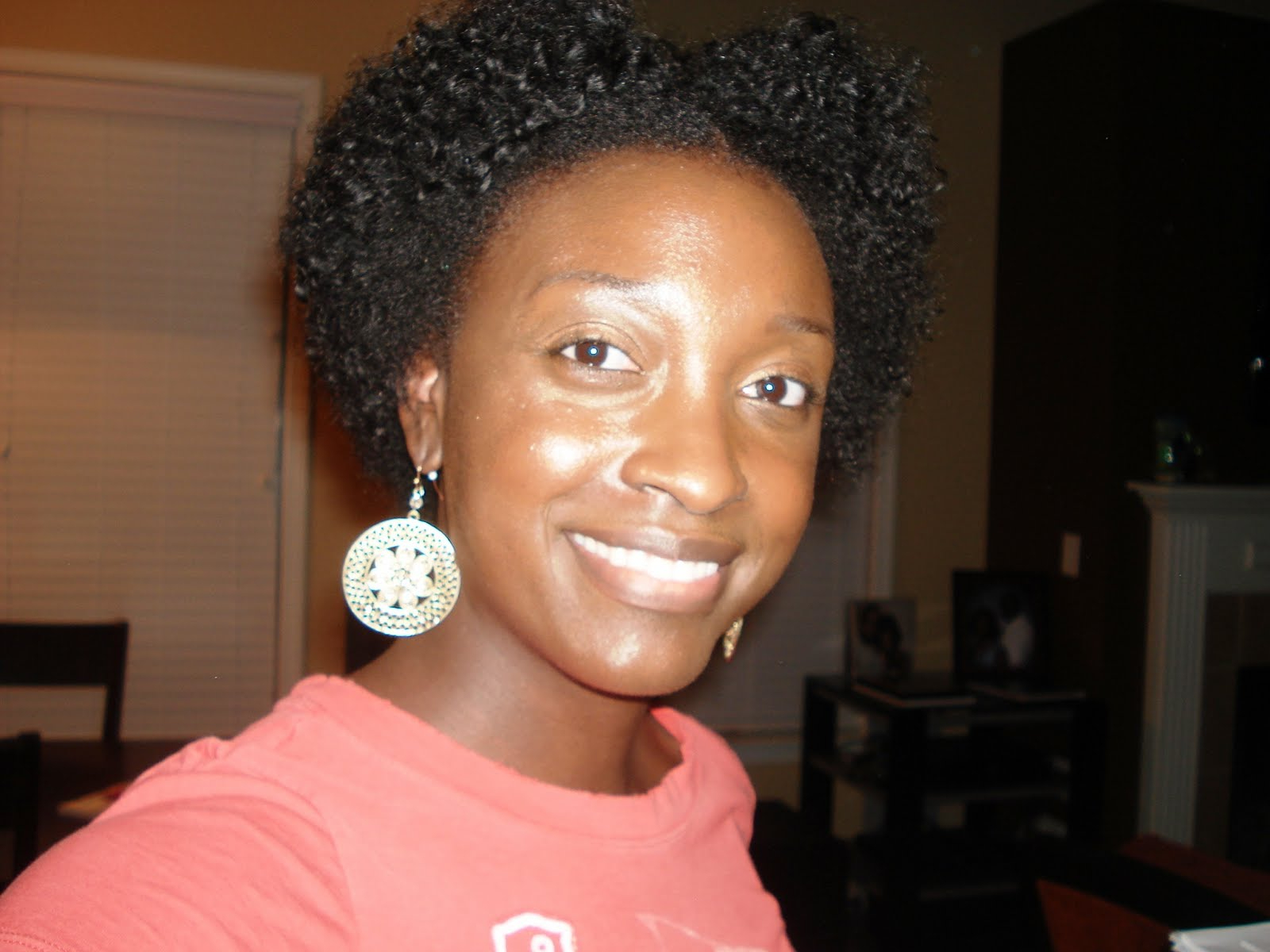 Black Short Natural Curly Hairstyles (View 4 of 20)