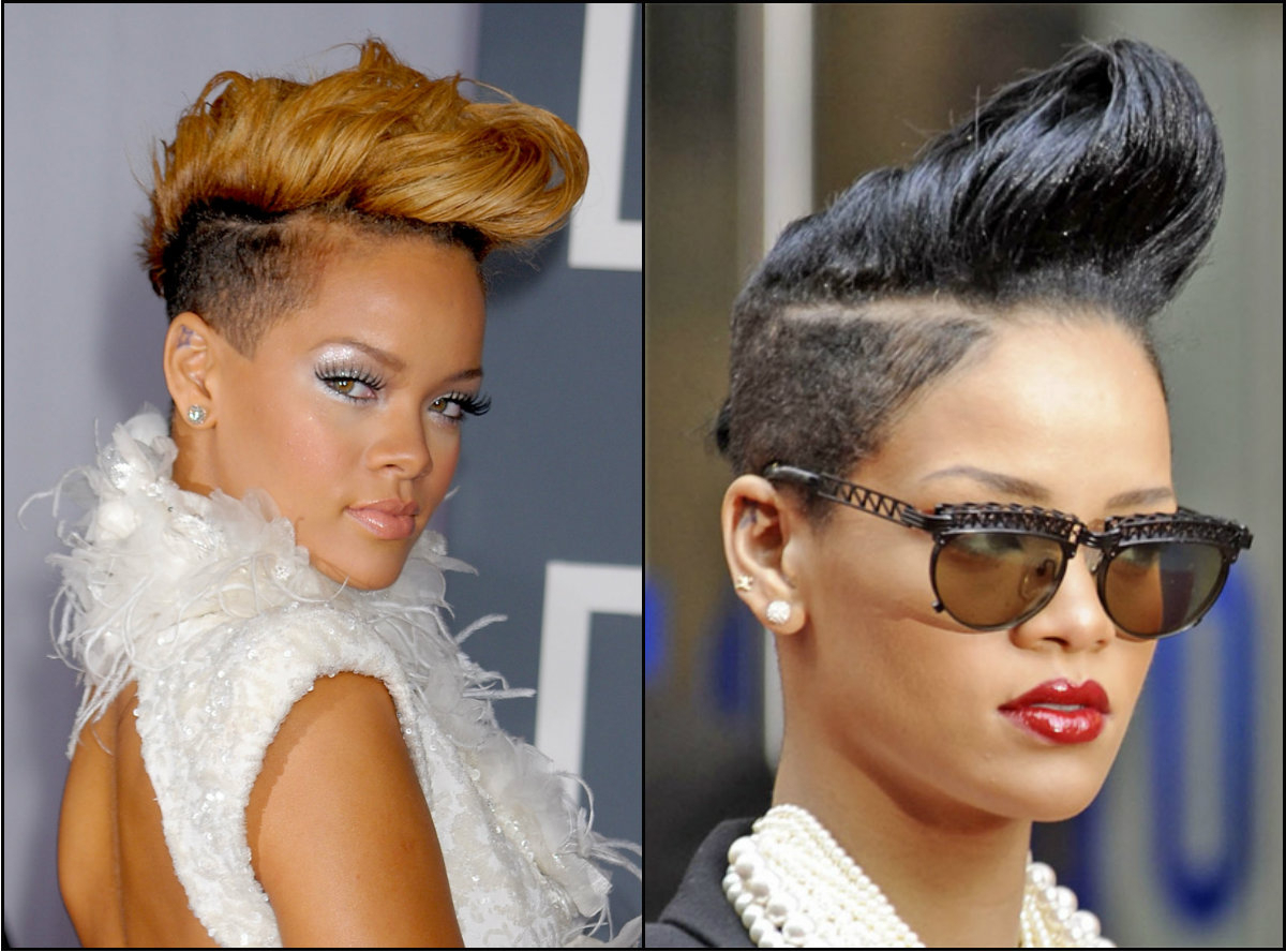 Black Women Fade Haircuts To Look Edgy And Sexy (View 10 of 20)