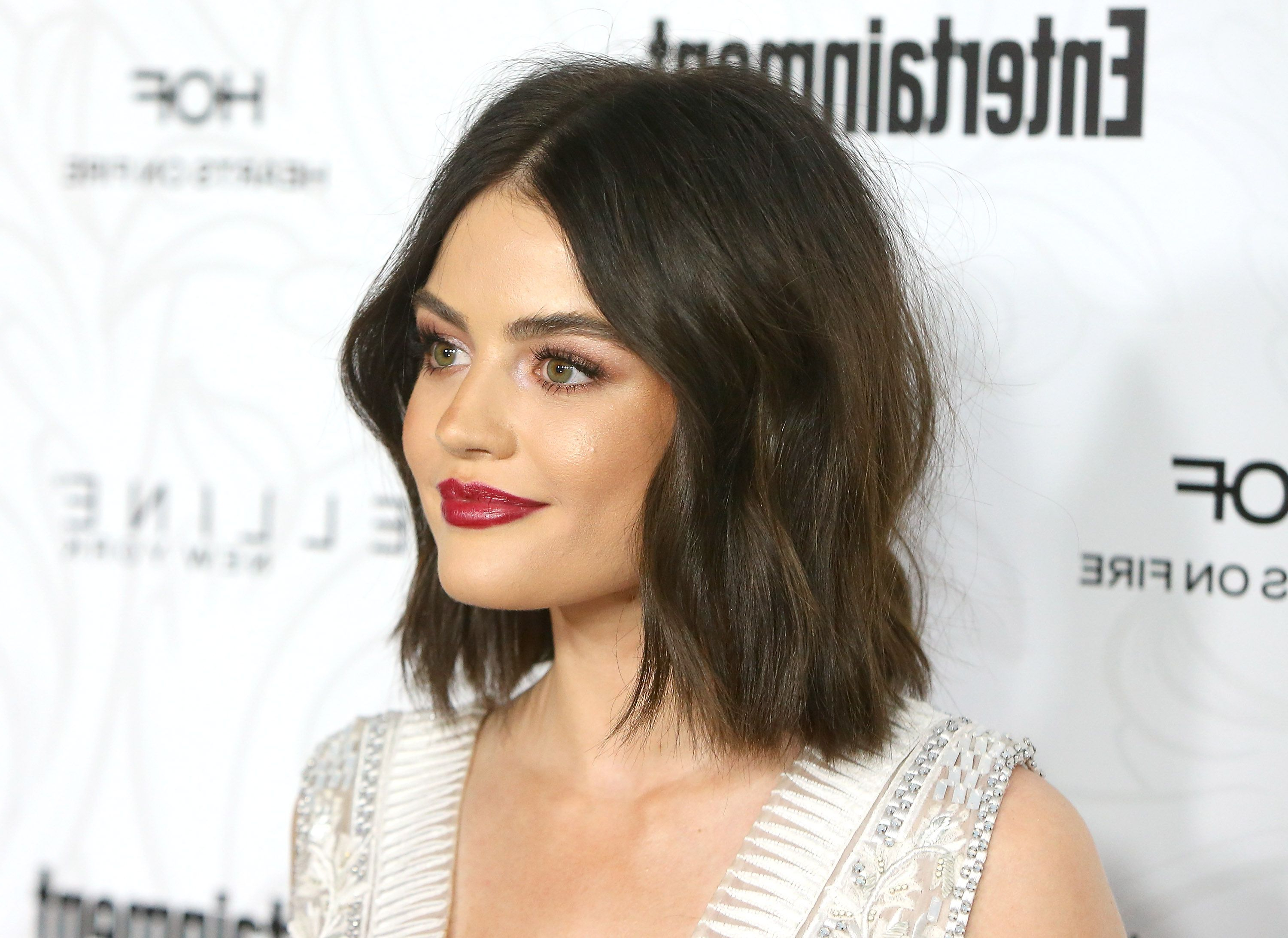 Bob Hairstyles For 2019 – 53 Short Haircut Trends To Try Now Throughout Current Perfect Layered Blonde Bob Hairstyles With Bangs (View 12 of 20)