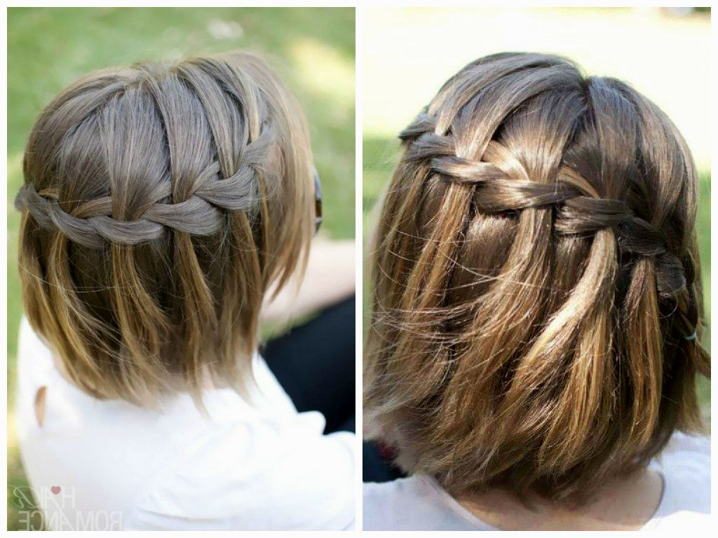 Braid Hairstyles For Shoulder Length Hair (View 10 of 20)