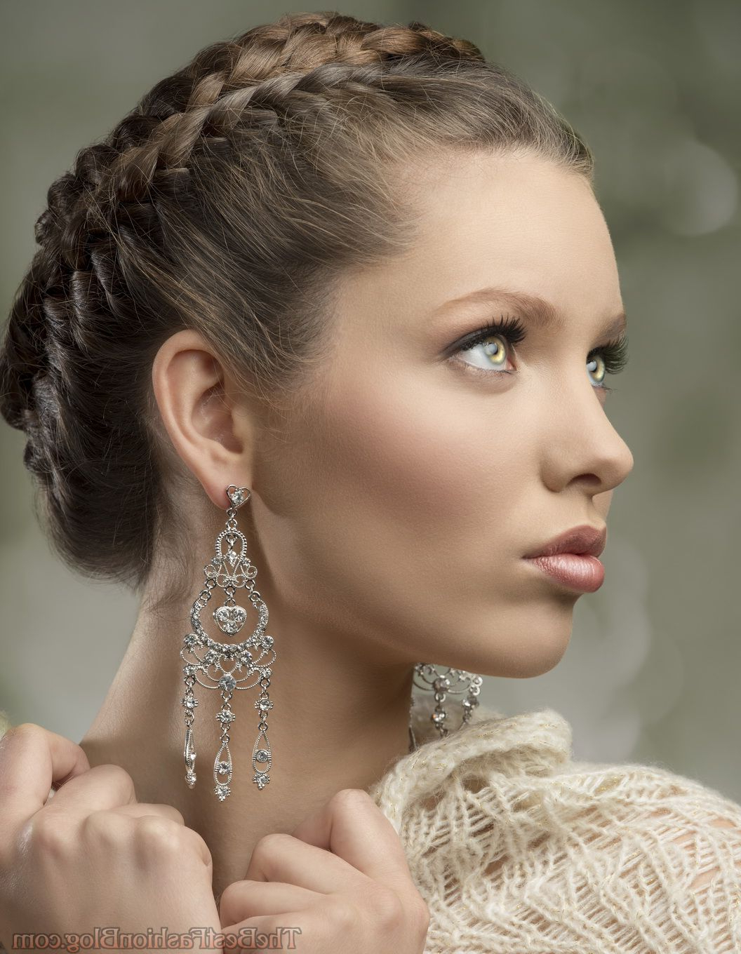 Braided Hairstyles For Special Occasions 2019 For Most Popular Special Occasion Medium Hairstyles (View 17 of 20)