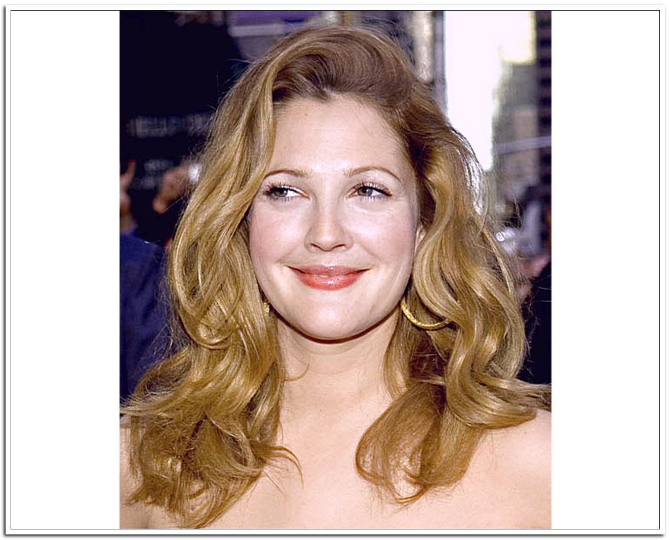 Celebrity Hairstyles Drew Barrymore (View 5 of 20)