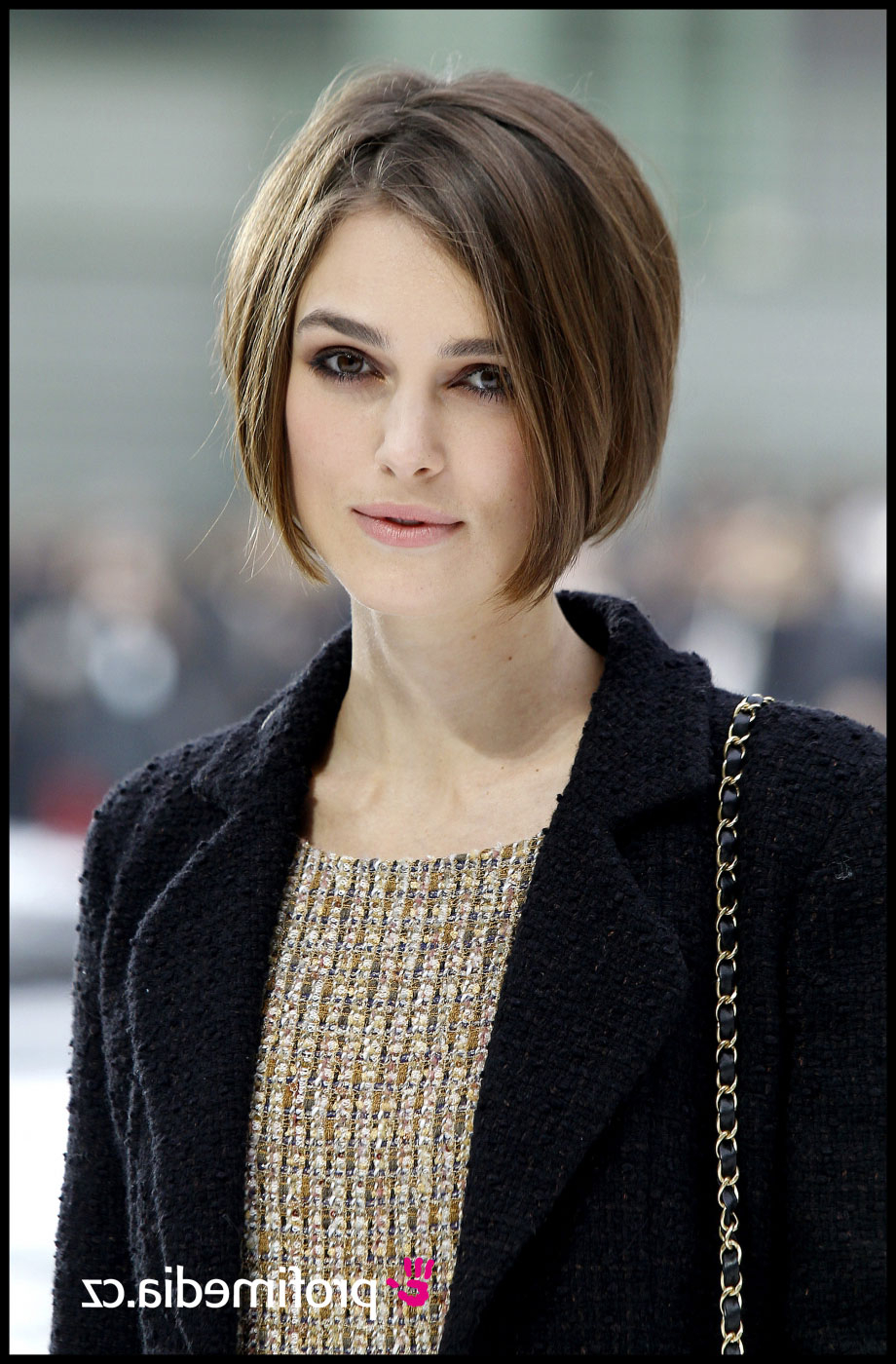 Celebrity Hairstyles Keira Knightley Intended For Widely Used Keira Knightley Medium Hairstyles (View 7 of 20)