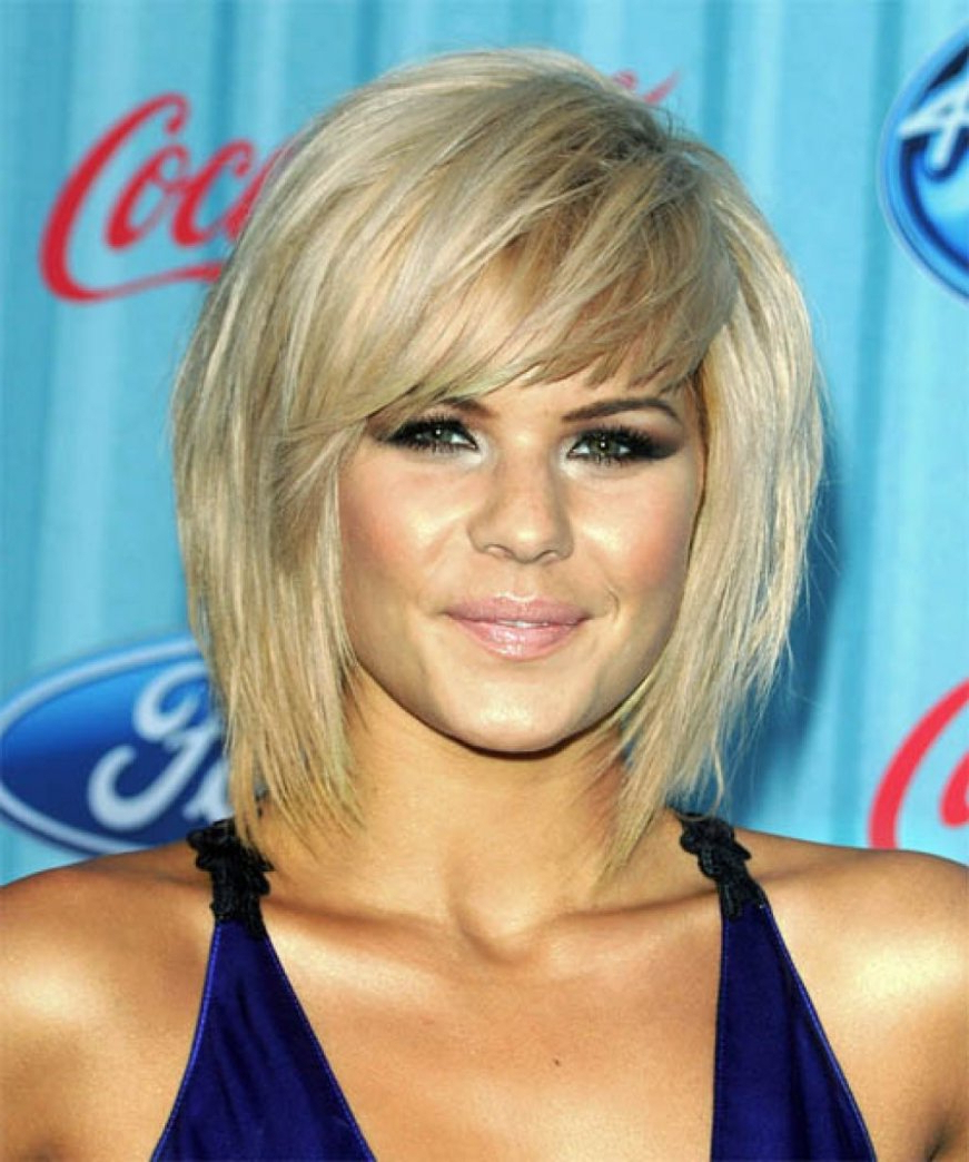 Choppy Layered Hairstyles For Medium Length Hair » Best Hairstyles For Latest Choppy Layered Medium Hairstyles (View 13 of 20)