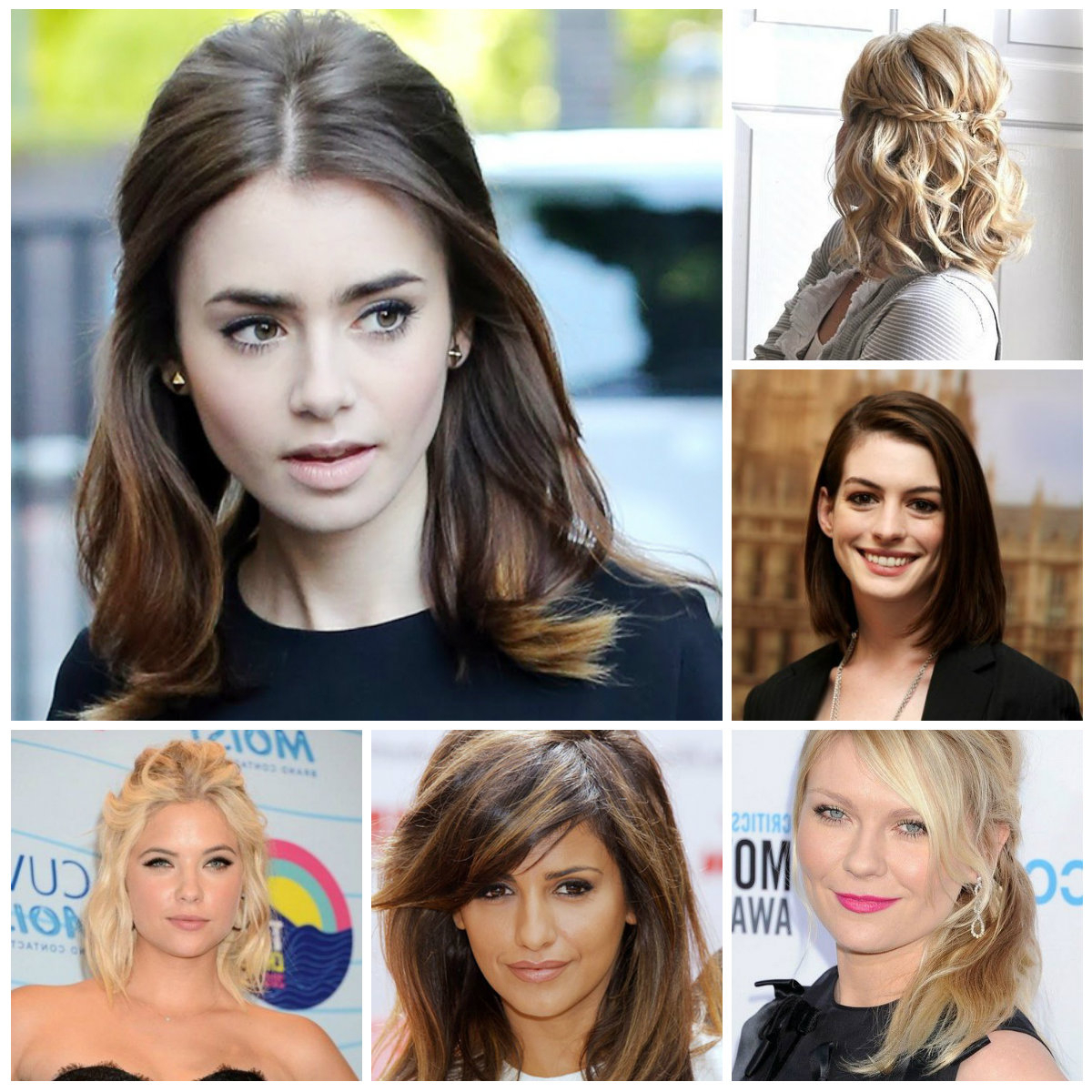 Cool Hairstyles For Medium Length Hair – Trendy Hairstyles 2019 For With Regard To Most Popular Half Long Half Medium Haircuts (View 15 of 20)