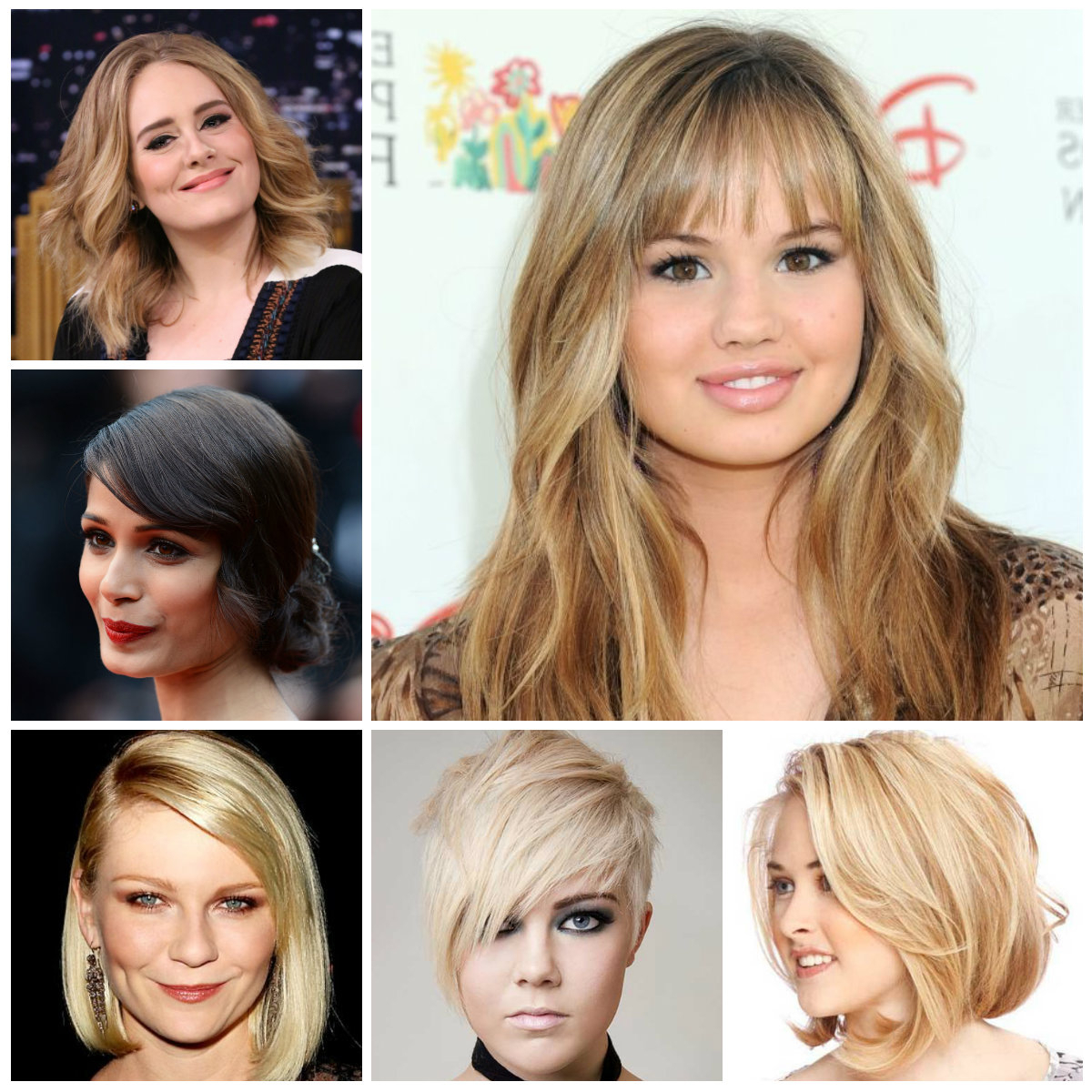 Coolest Hairstyles For Round Faces (View 8 of 20)