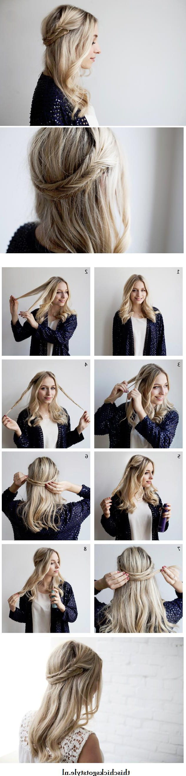 Craftionary With Preferred Cute Medium Hairstyles With Headbands (View 16 of 20)