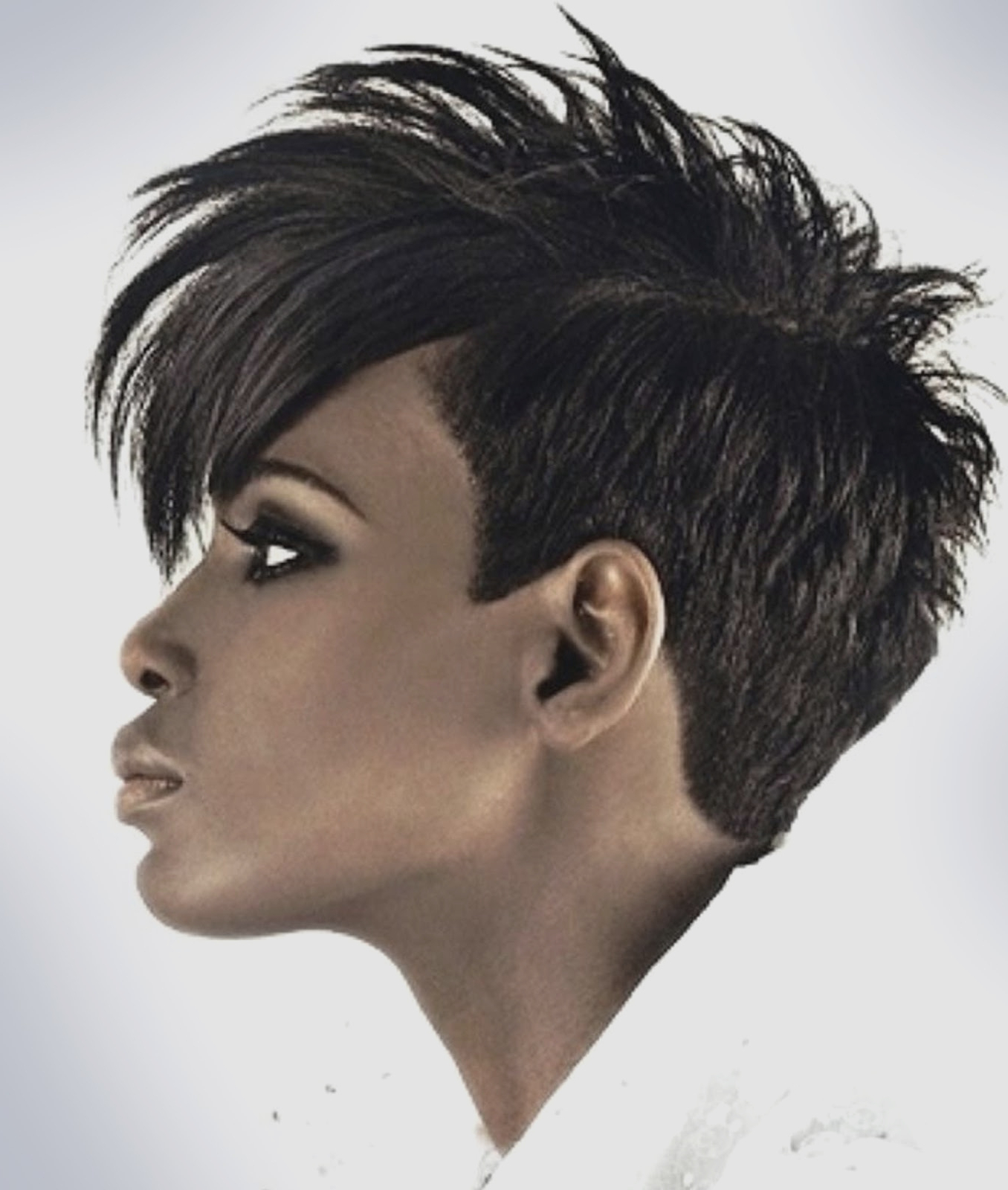Curly Hairstyles : Curly Weave Mohawk Hairstyles Inspirational Home With Regard To Latest Mohawks Hairstyles With Curls And Design (View 6 of 20)