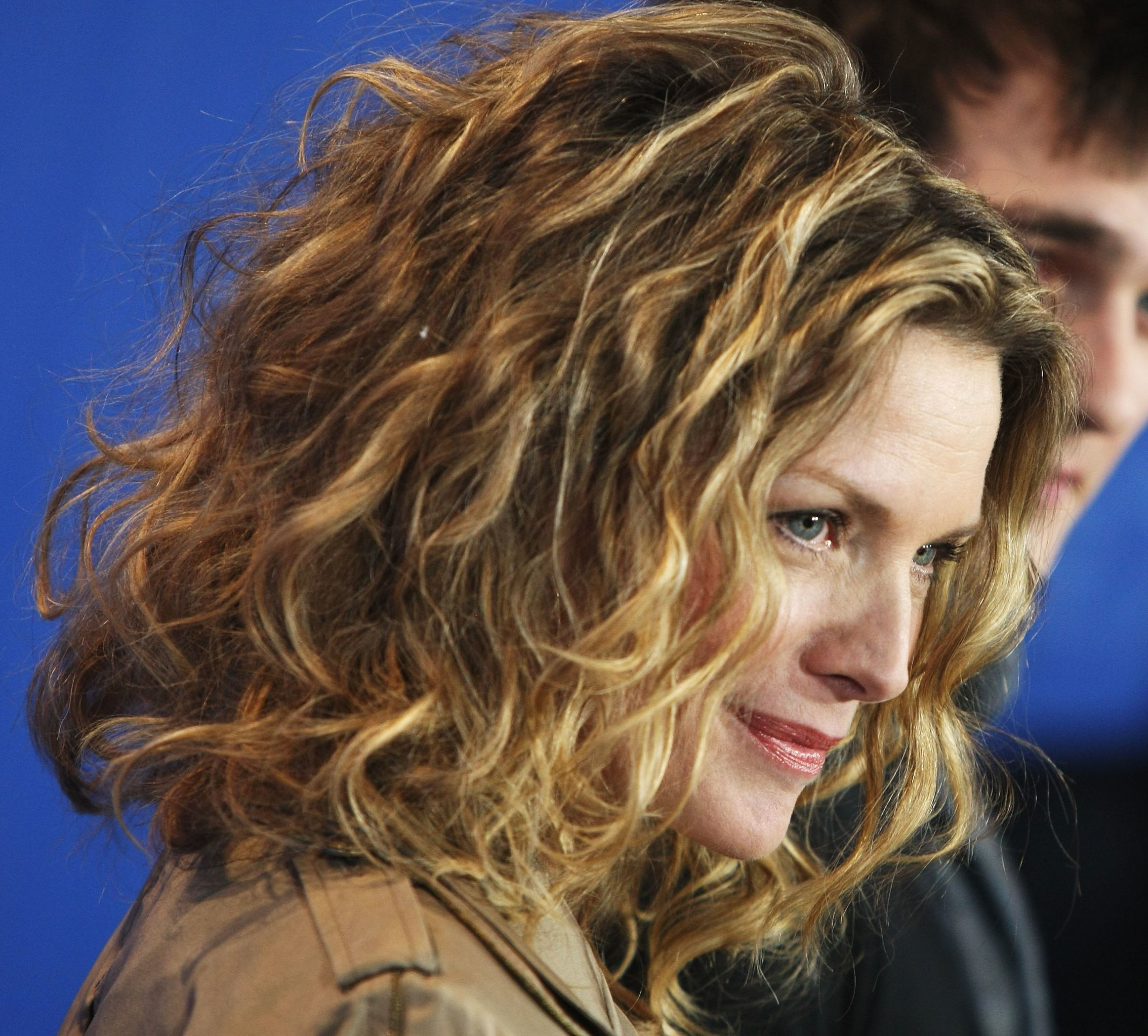 Curly In Recent Naturally Curly Medium Hairstyles (View 5 of 20)