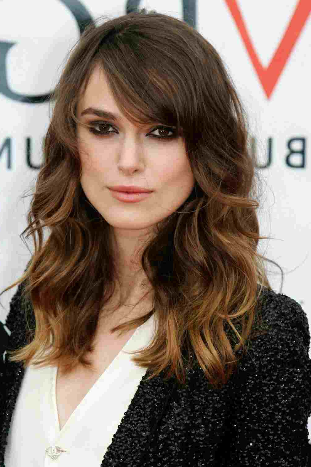Current Keira Knightley Medium Hairstyles In Keira Knightley Look Book Sweep And Rhpinterestcouk Keira Medium (View 8 of 20)
