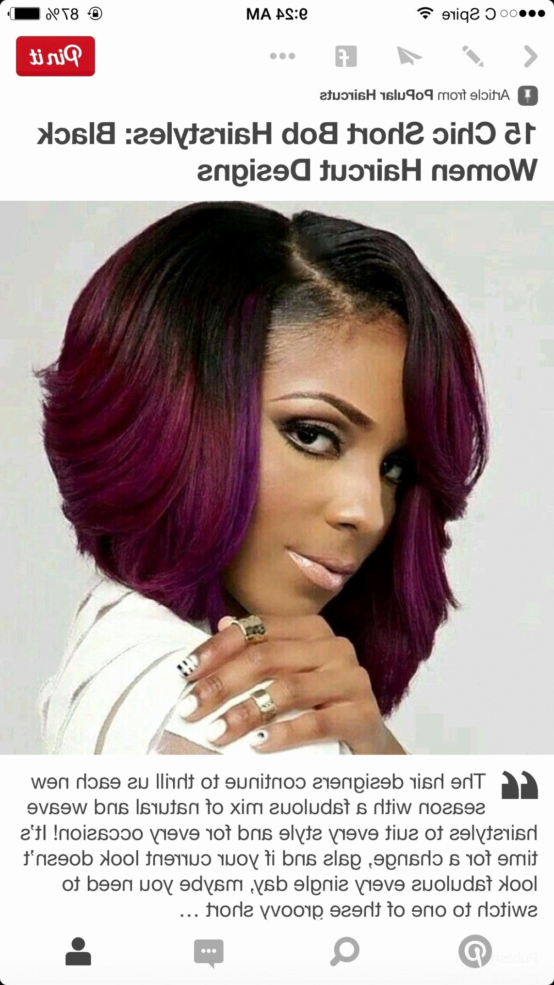 Current Layered Hairstyles Fresh Hairstyle For Black Women With Long Inside Most Up To Date Layered Medium Haircuts For Black Women (View 5 of 20)