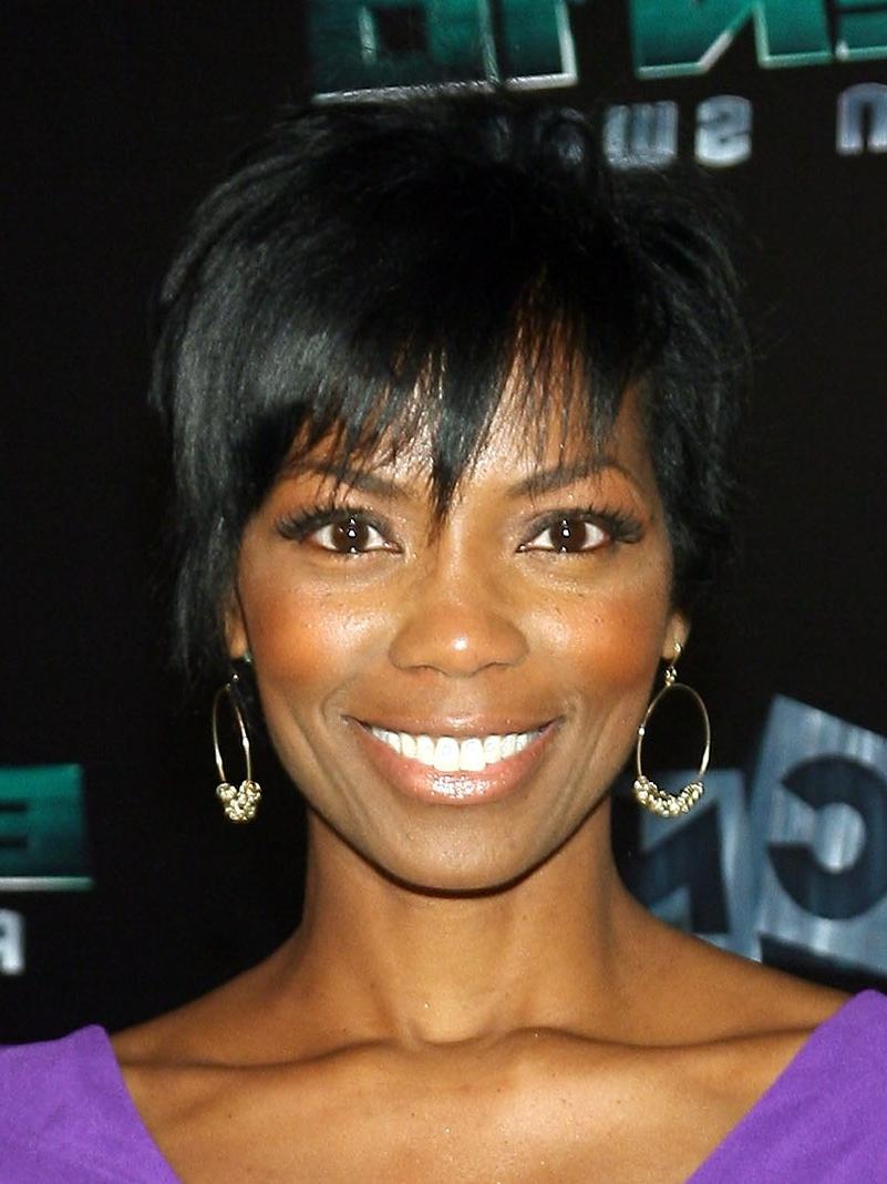 Current Medium Haircuts Black Women Inside Medium Hairstyles,medium Hair Styles,medium Hairstyles: Short (View 4 of 20)