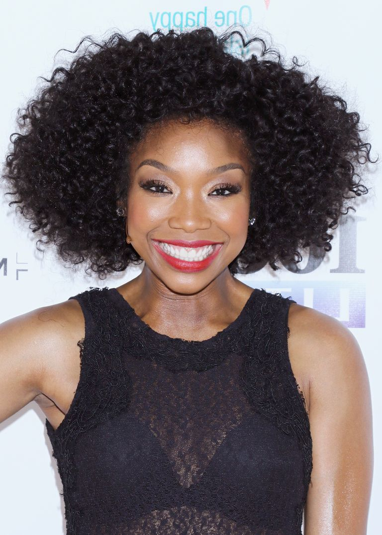 Current Medium Haircuts For Black Women Natural Hair With Regard To Gorgeous Natural Hair Styles For Black Women (View 9 of 20)