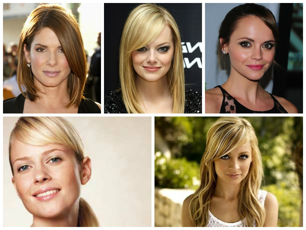 Current Medium Haircuts For Large Foreheads Pertaining To Hairstyles That Hide A Large Forehead – Hair World Magazine (View 7 of 20)