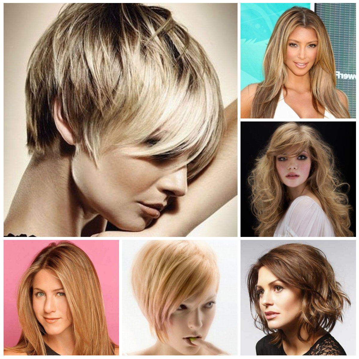 Current Medium Haircuts For Women With Grey Hair With Regard To Trendy Layered Haircuts For  (View 7 of 20)