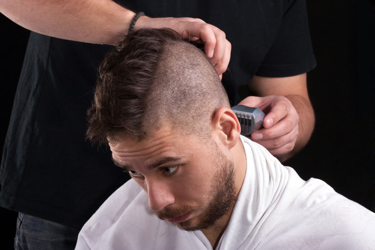 Current Mohawk Haircuts With Blonde Highlights Throughout 50 Mohawk Haircut Examples For Men (2019 Photos) (View 8 of 20)
