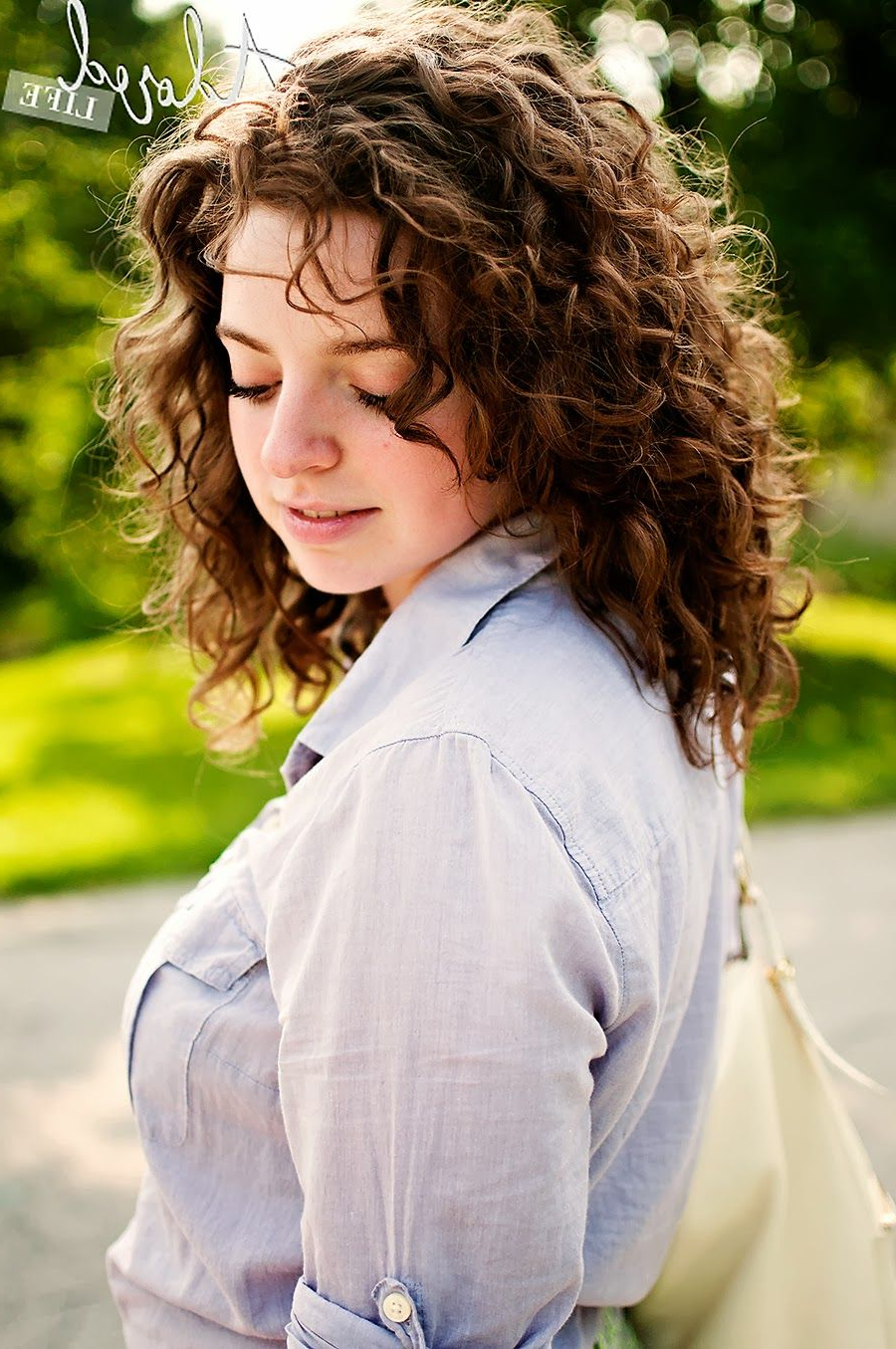 Current Naturally Curly Medium Haircuts With Regard To Curly Hair Care And Hairstyles For Those Pinterest Worthy Curls (View 4 of 20)