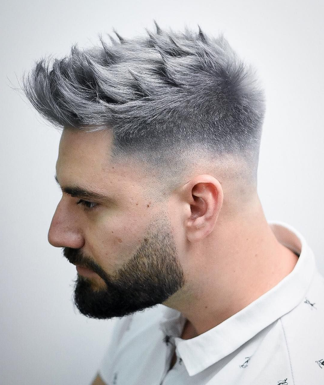 Current Platinum Fauxhawk Haircuts Intended For 35+ Faux Hawk Fade 2019 Best Mens Haircuts Updated Gallery (View 2 of 20)