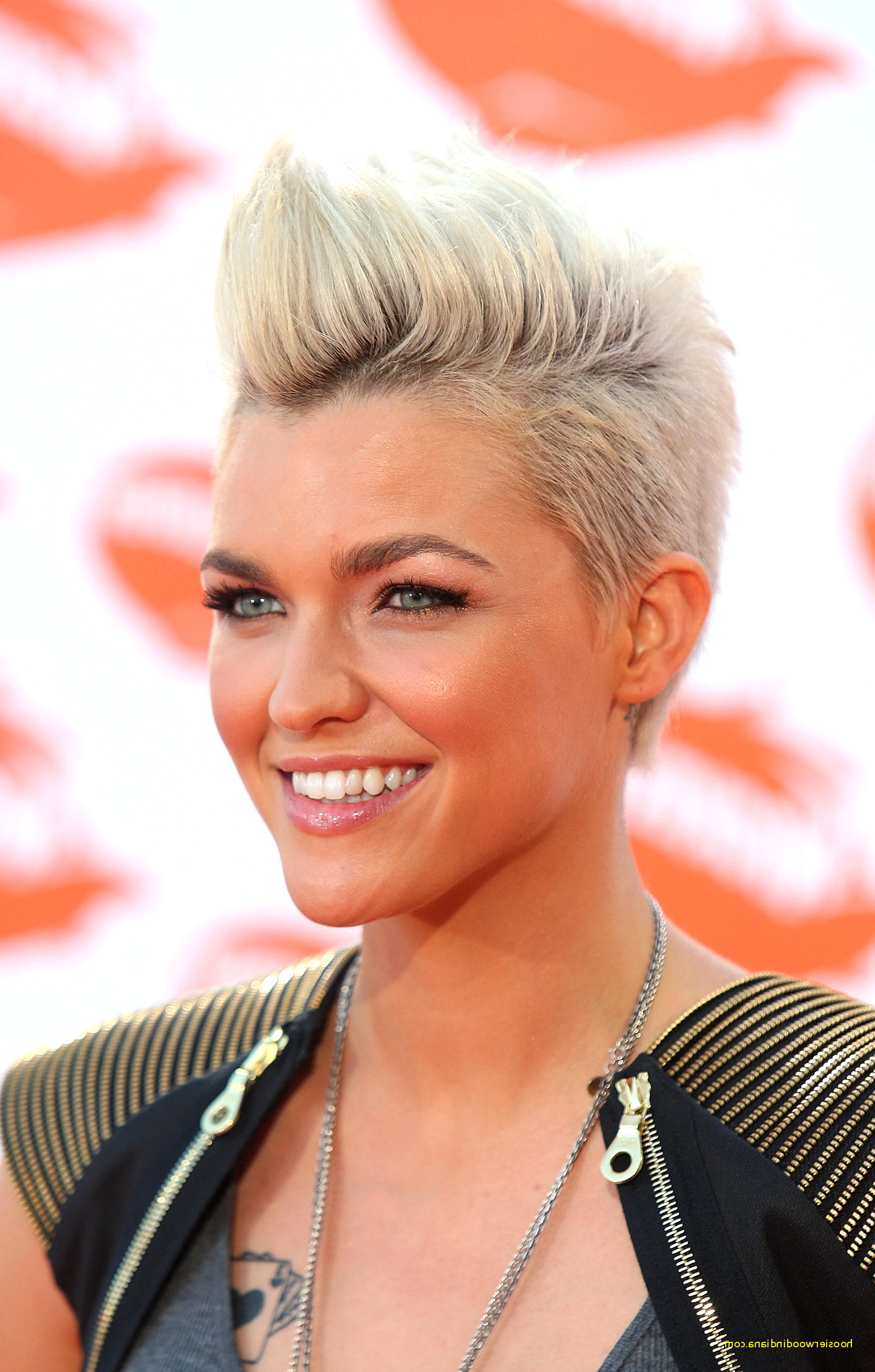 Current Ruby Rose Medium Hairstyles With Top Result Lovely Ruby Rose Short Hairstyles Image 2018 Kdj5  (View 6 of 20)