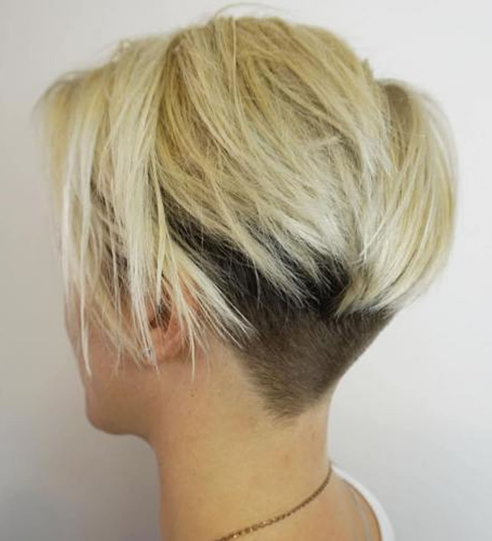 Current Undercut Medium Hairstyles For Women With 40 New Undercut Hairstyles For Women – Long, Medium Or Short Hair (View 8 of 20)