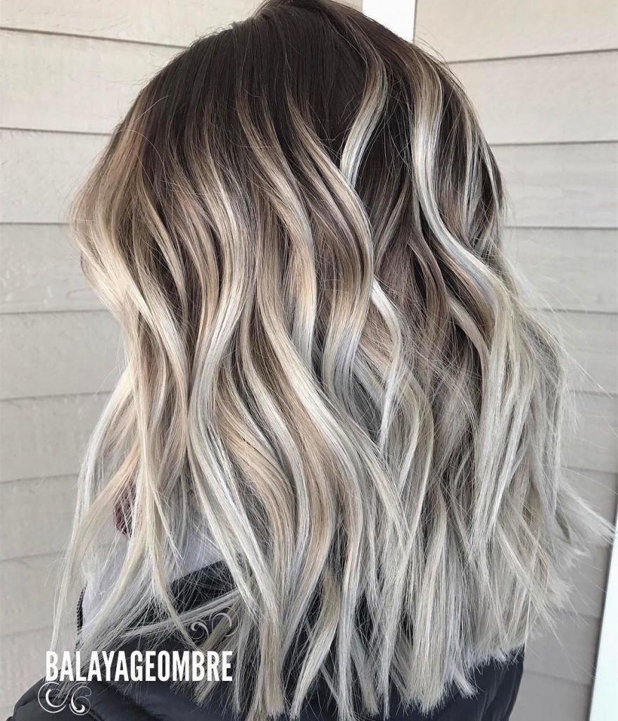 Details Of Medium Ash Blonde Hairstyles Fashionbeans.repiglicans With Regard To 2018 Ash Blonde Medium Hairstyles (Gallery 19 of 20)