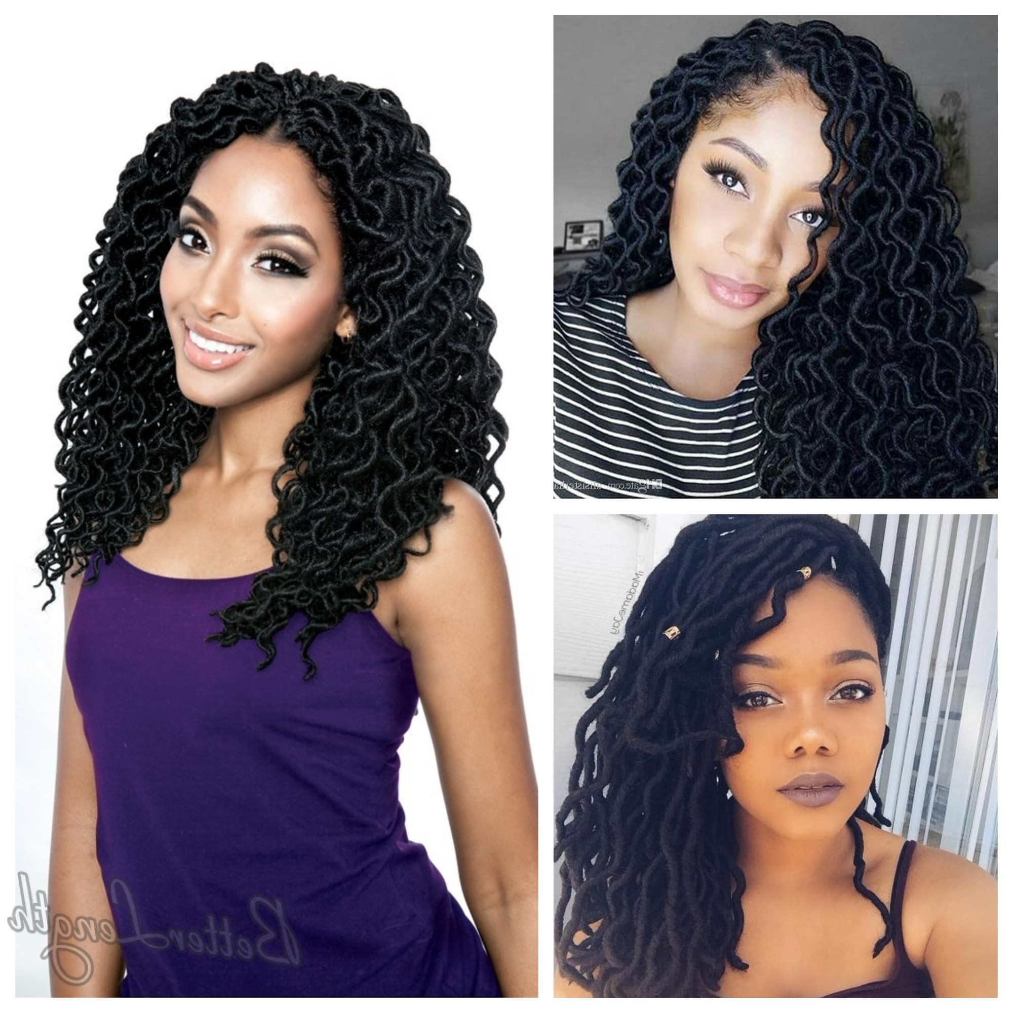 Dope 2018 Summer Hairstyles For Black Women (Gallery 7 of 20)