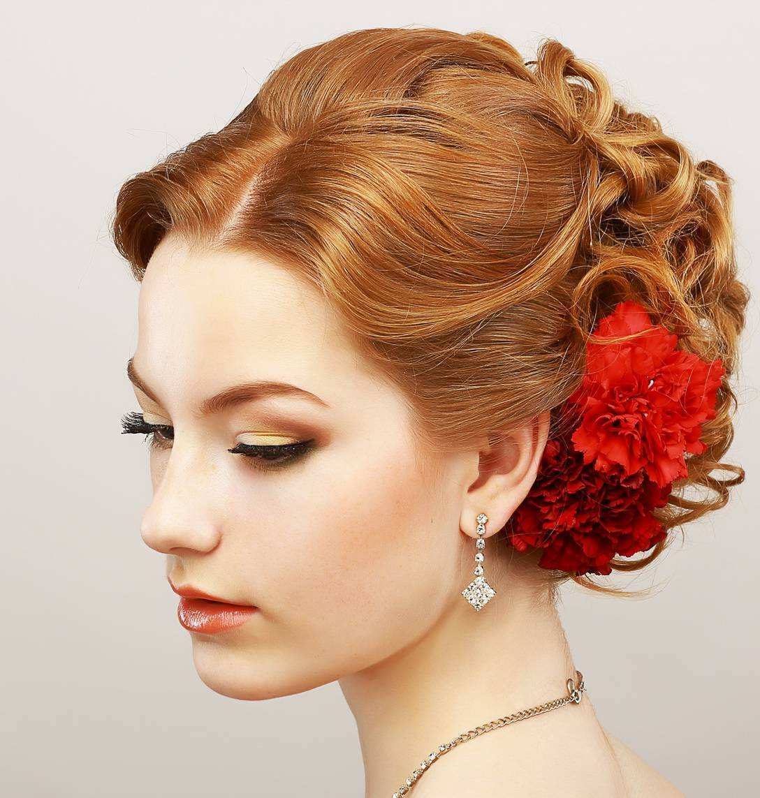 Easy Medium Hairstyles 16 Easy Prom Hairstyles For Short And Medium With Famous Cute Medium Hairstyles For Prom (View 11 of 20)