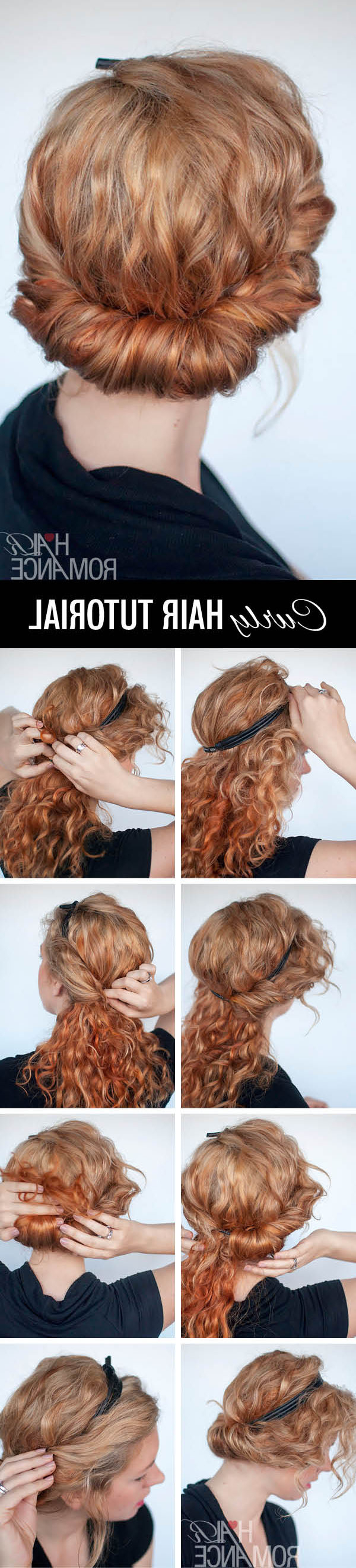 Elegant Hairstyles For Special Occasions Inside Most Up To Date Special Occasion Medium Hairstyles (View 16 of 20)