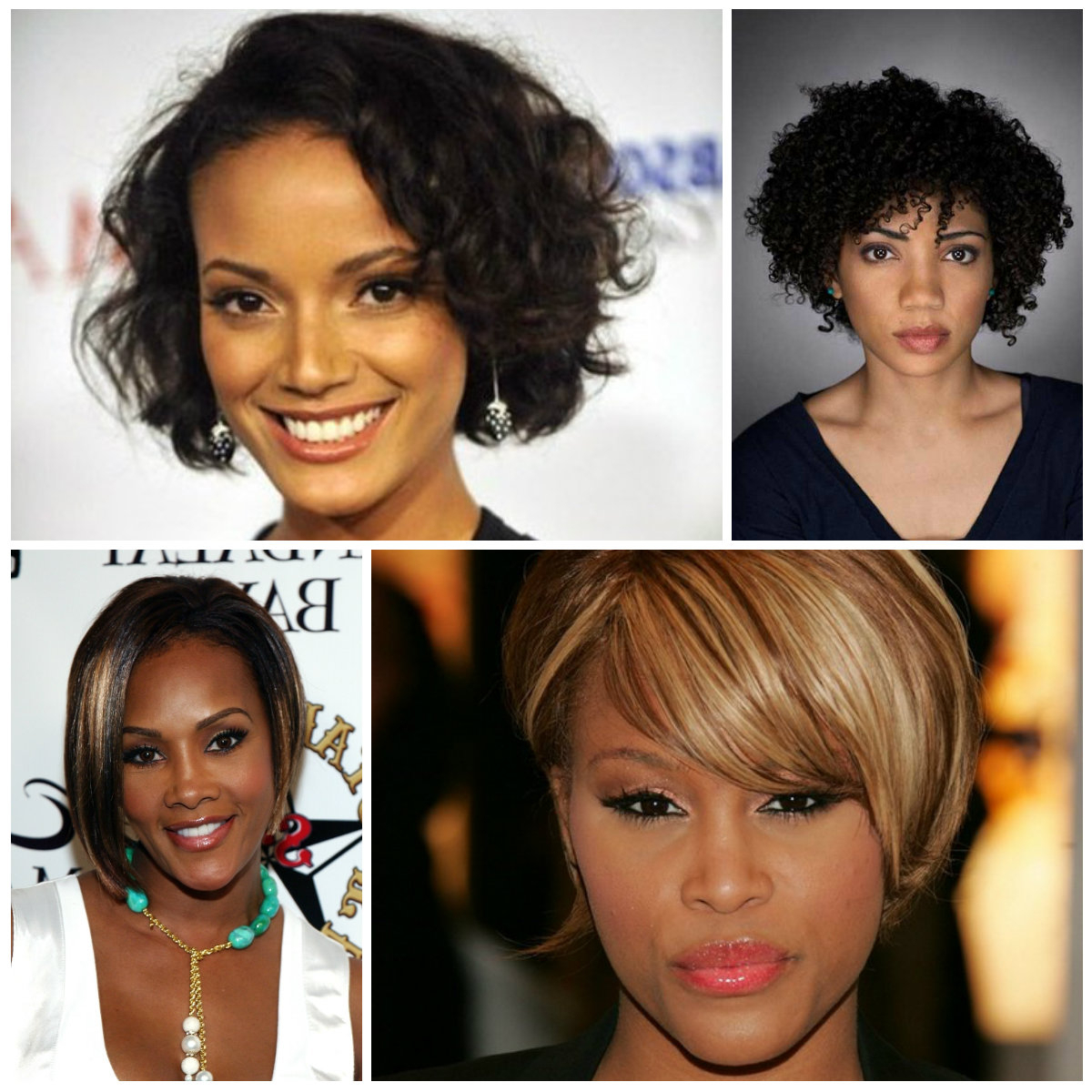 Famous African Women Medium Hairstyles With Regard To Black Women Hairstyles (Gallery 20 of 20)