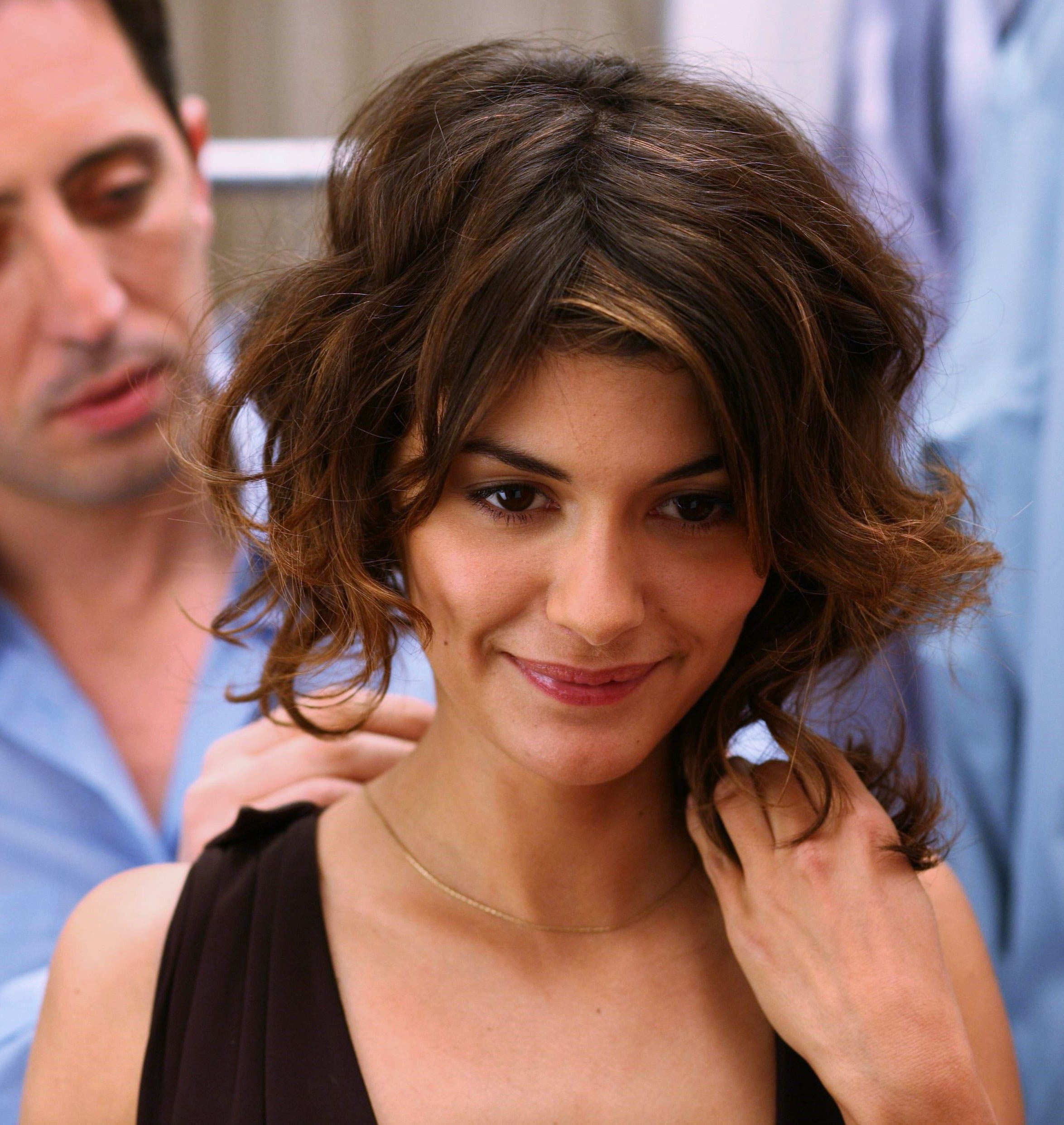 Famous Audrey Tautou Medium Haircuts In Audrey Tautou (View 2 of 20)