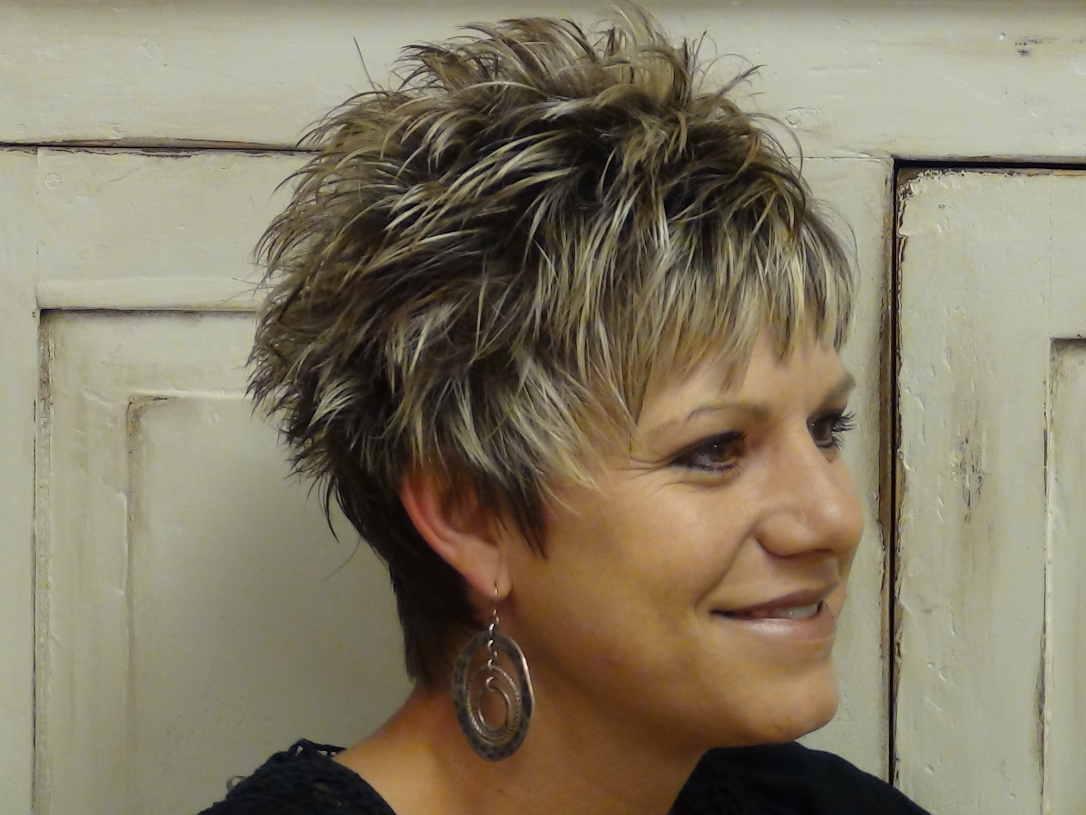 Famous Choppy Medium Hairstyles For Older Women In Short Choppy Asymmetrical Haircuts – Hairstyle For Women & Man (View 4 of 20)