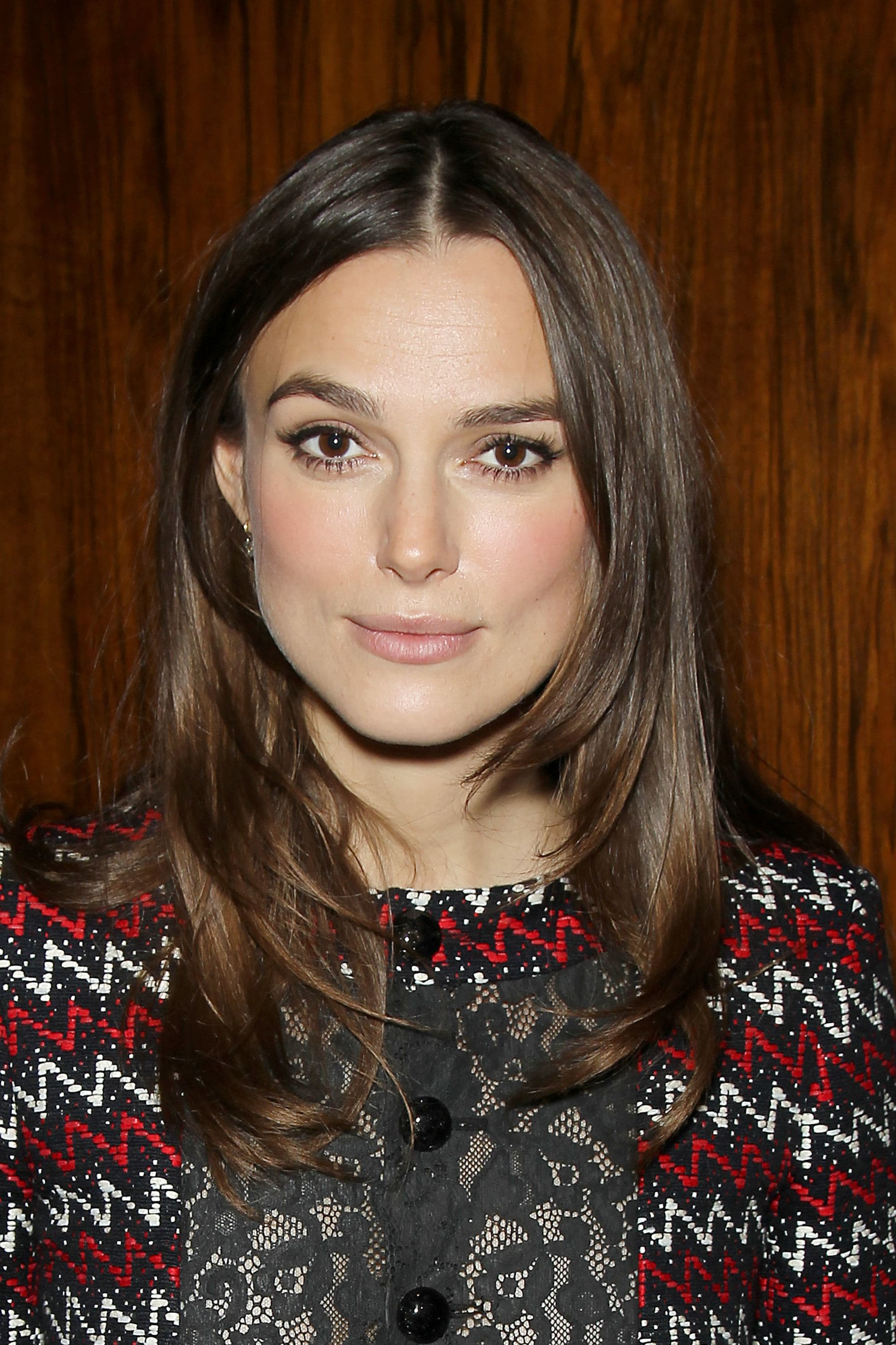 Famous Keira Knightley Medium Haircuts Intended For 10 Beautiful A List Ways To Rock Shoulder Length Layered Hair (View 7 of 20)