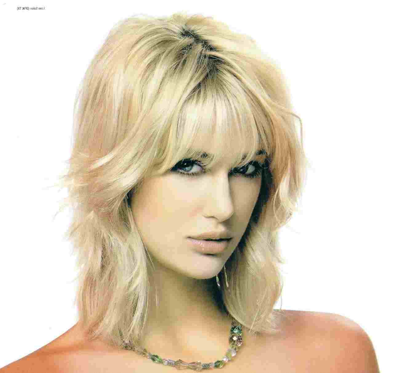 Famous Layered Shaggy Medium Hairstyles Regarding Style Cuts And Hairrhpinterestcouk Pin Layered Shaggy Short To (View 9 of 20)