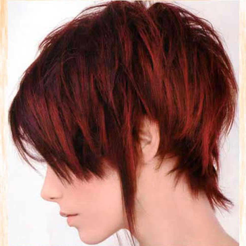 Famous Medium Haircuts With Red Hair In Hair Color : Hairstyles For Short Curly Red Hair Redhead Medium Guys (View 13 of 20)