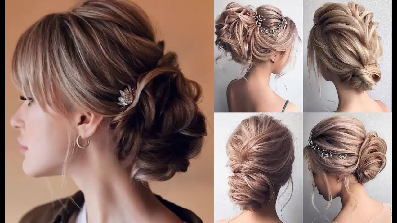 Famous Medium Hairstyles For Dances Inside Easy Prom Hairstyles For Medium Hair (View 5 of 20)