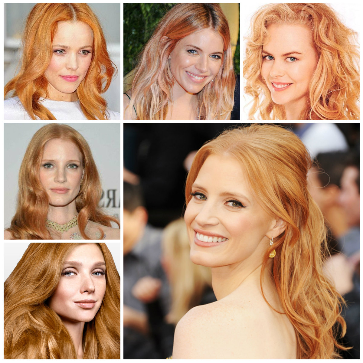 Famous Strawberry Blonde Medium Haircuts With Strawberry Blonde Hair Colors For  (View 10 of 20)