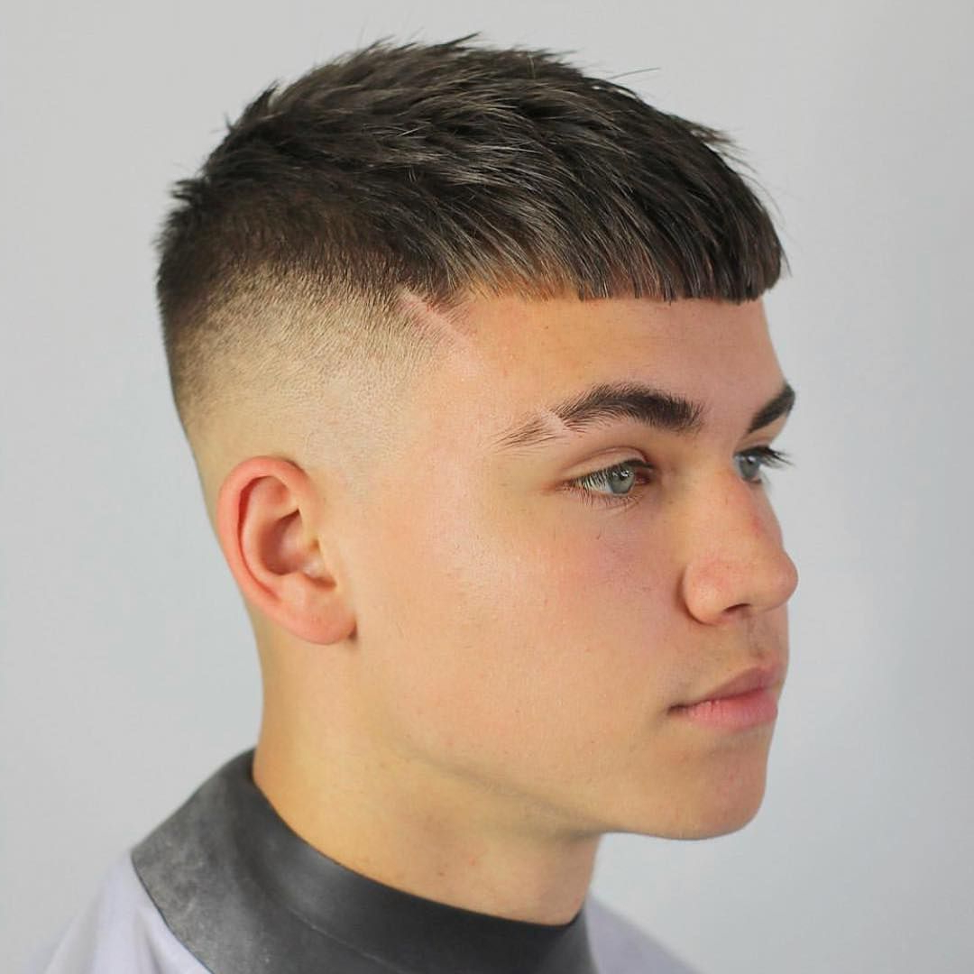 Famous The Pixie Slash Mohawk Hairstyles Regarding The Best Fade Haircuts For Men (33+ Styles)  (View 4 of 20)